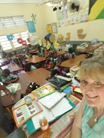 the 5 year old classroom