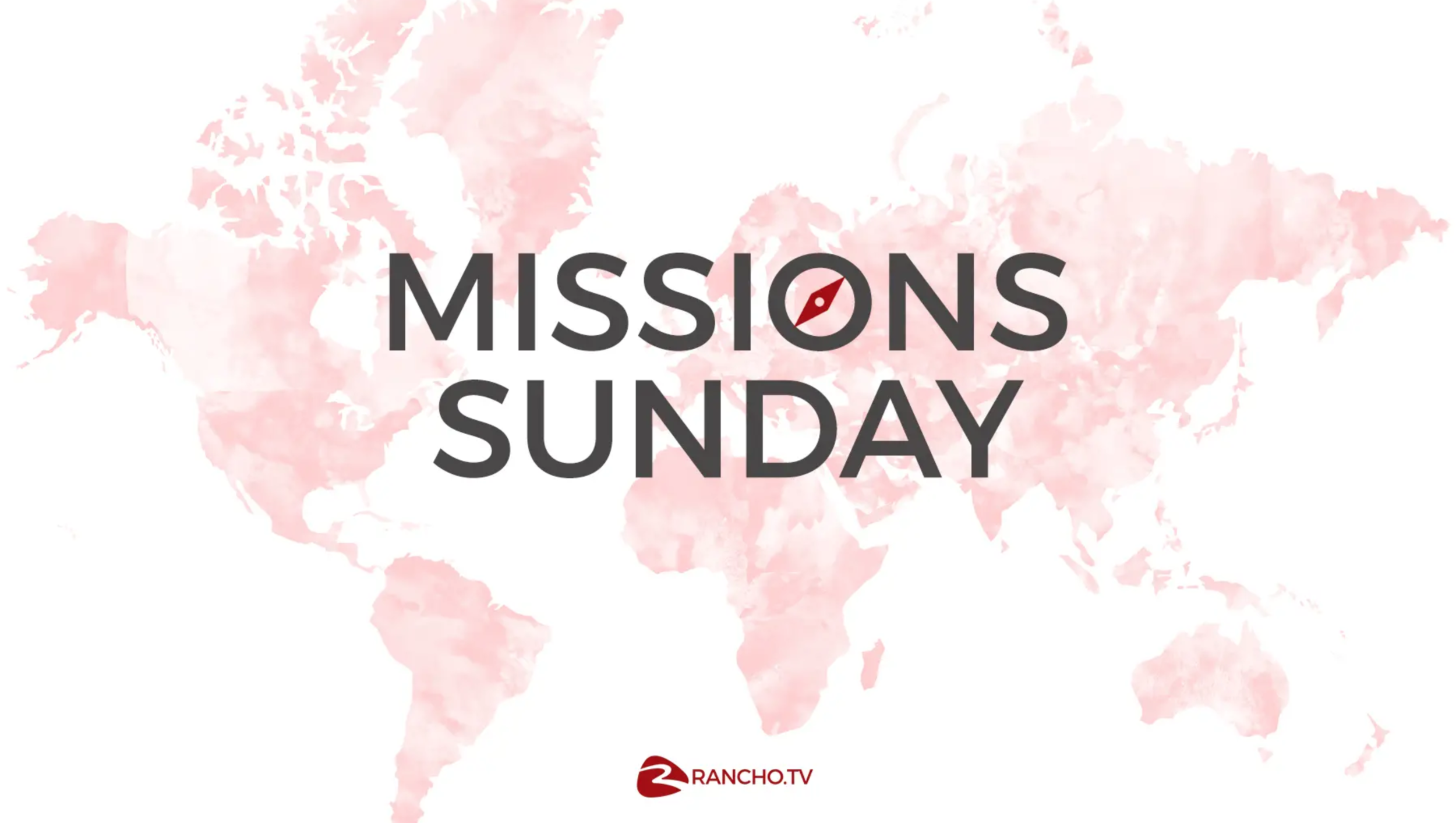 Missions Sunday 2017