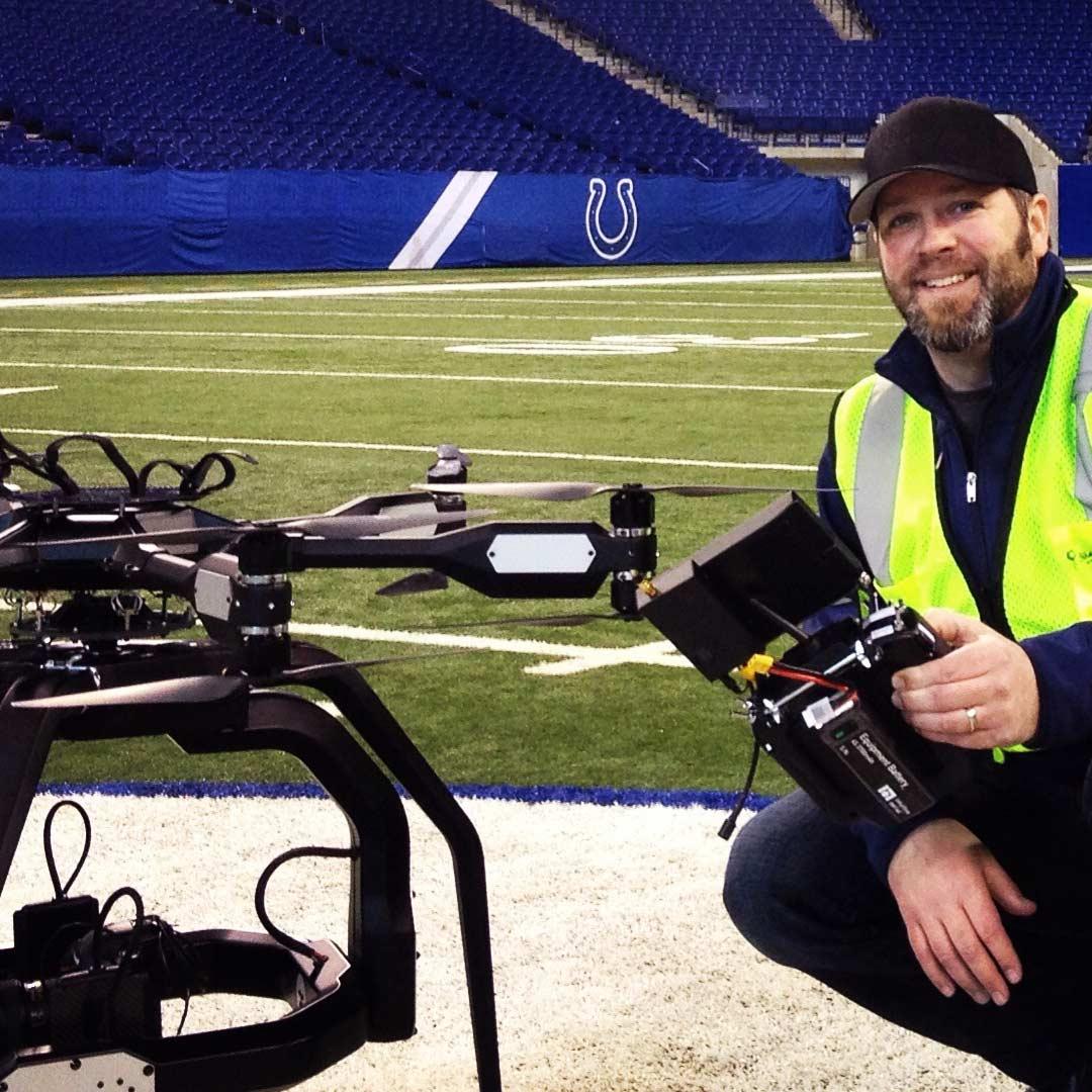 Niche Productions Drone