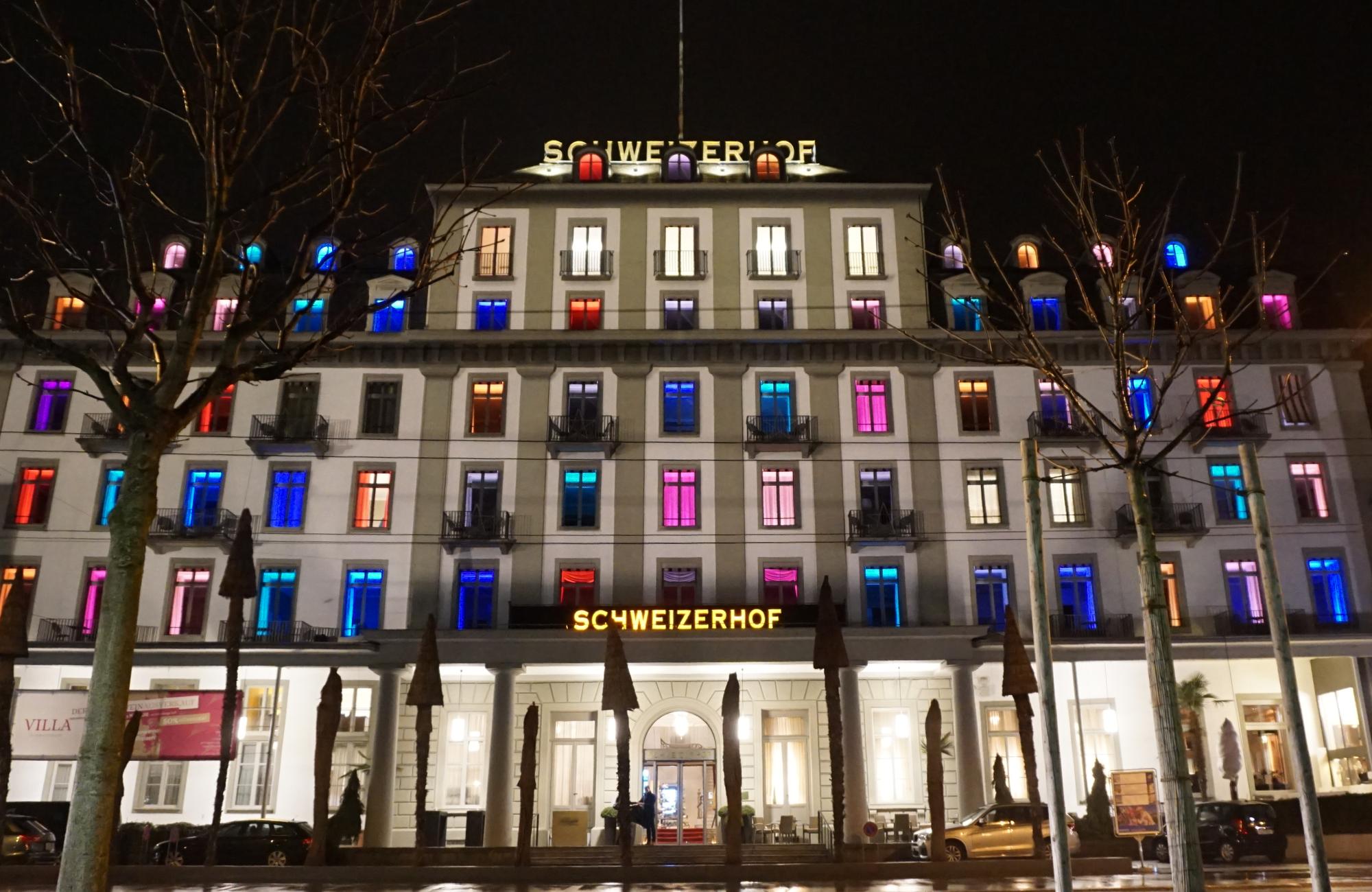 Hotel Schweizerhof Luzern | Lucerne, Switzerland   Blog Post ,  Instagram
