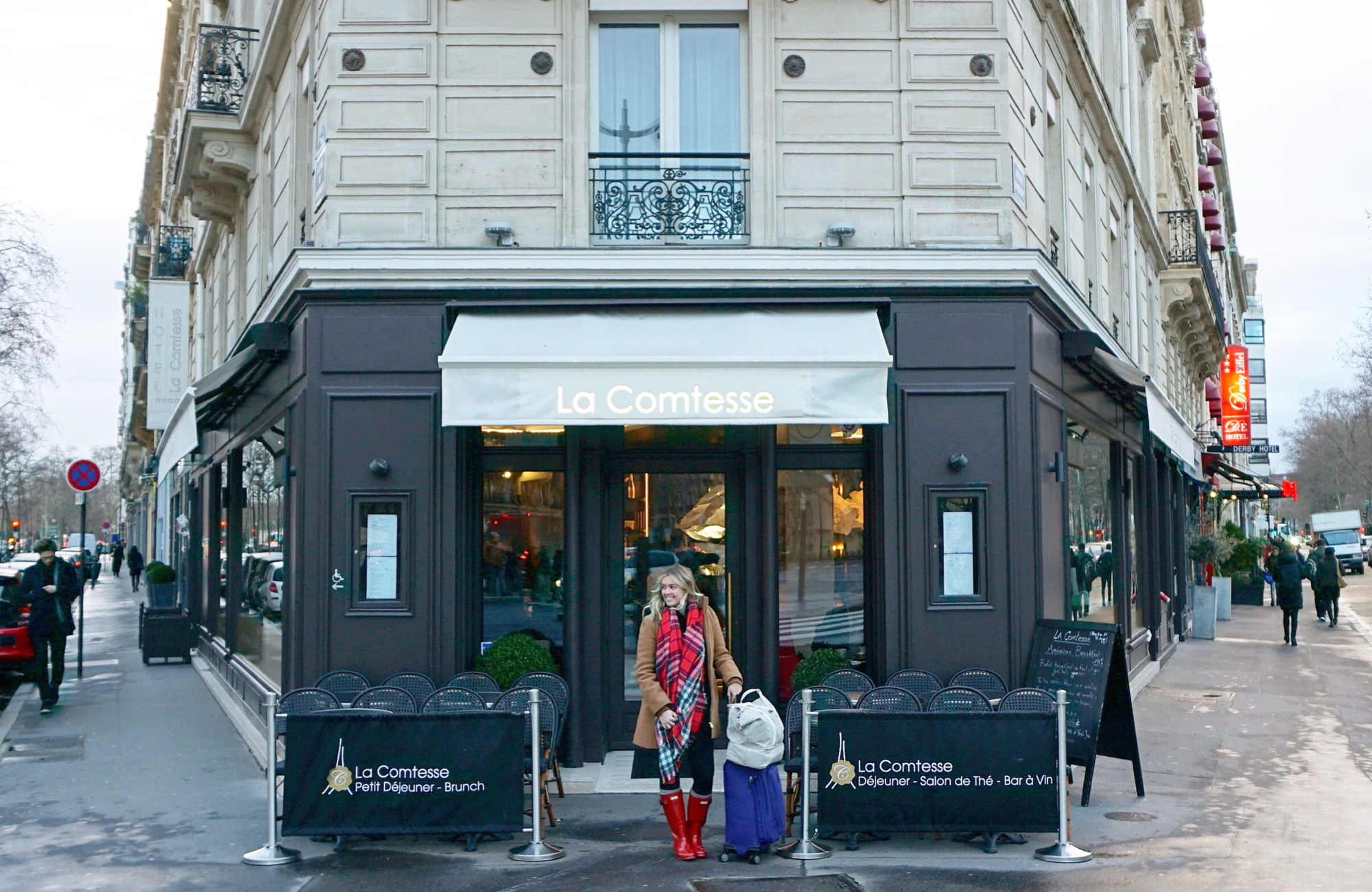 Hotel La Comtesse Paris | Paris, France   Blog Post ,  Instagram