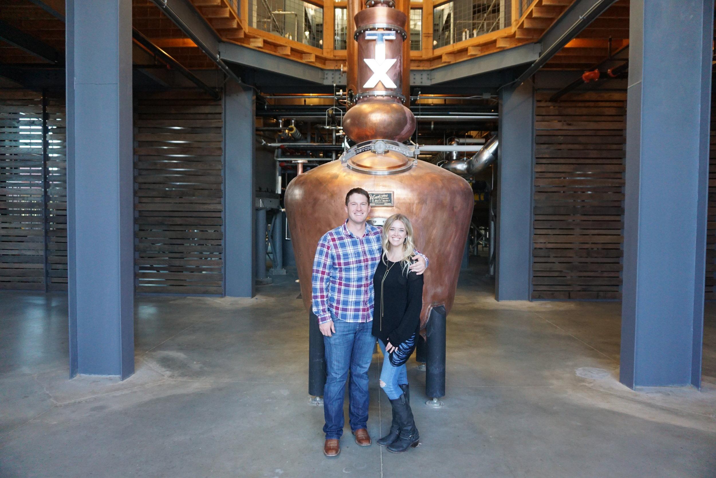 TX Whiskey Distillery