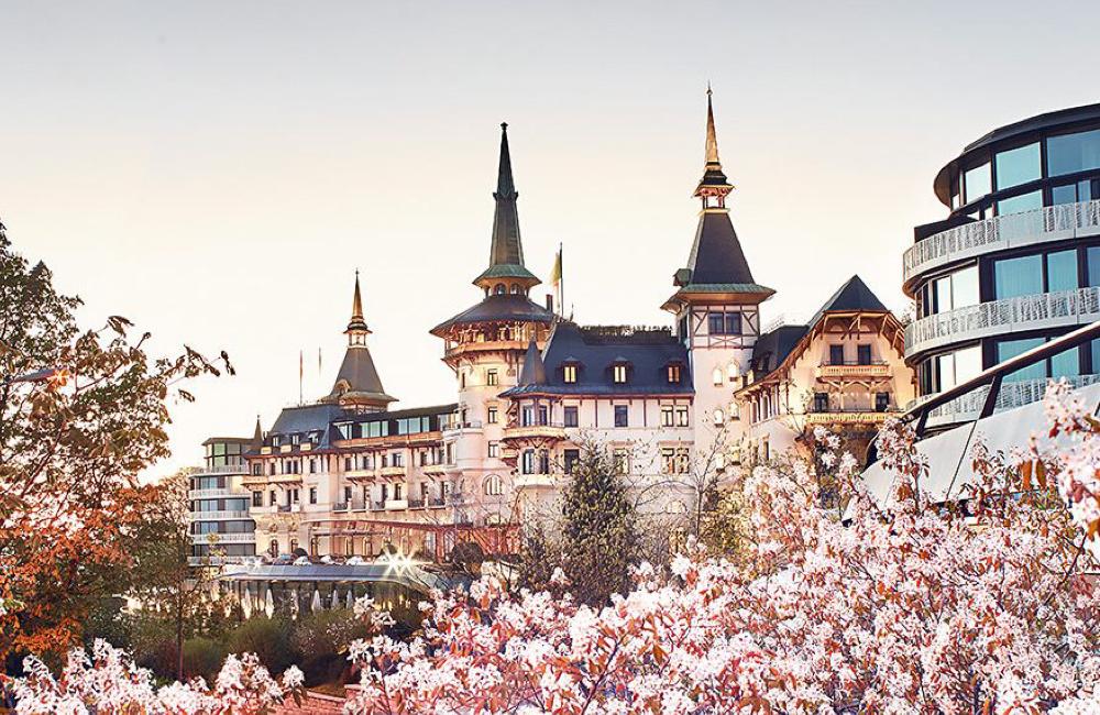 Dolder Grand   Zurich, Switzerland   Blog Post