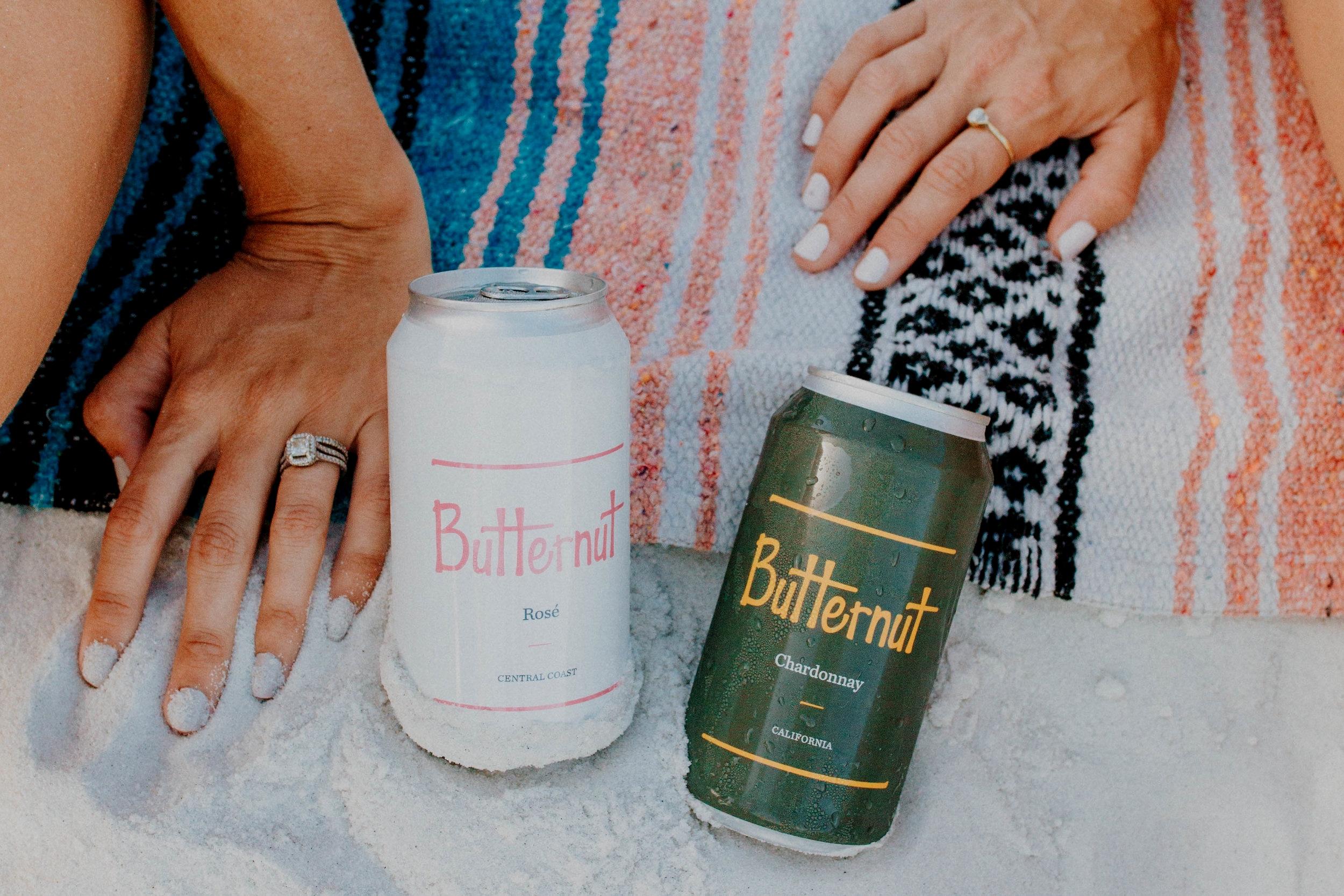 Butternut Wines - 2,800% increase in followers in under 6 months