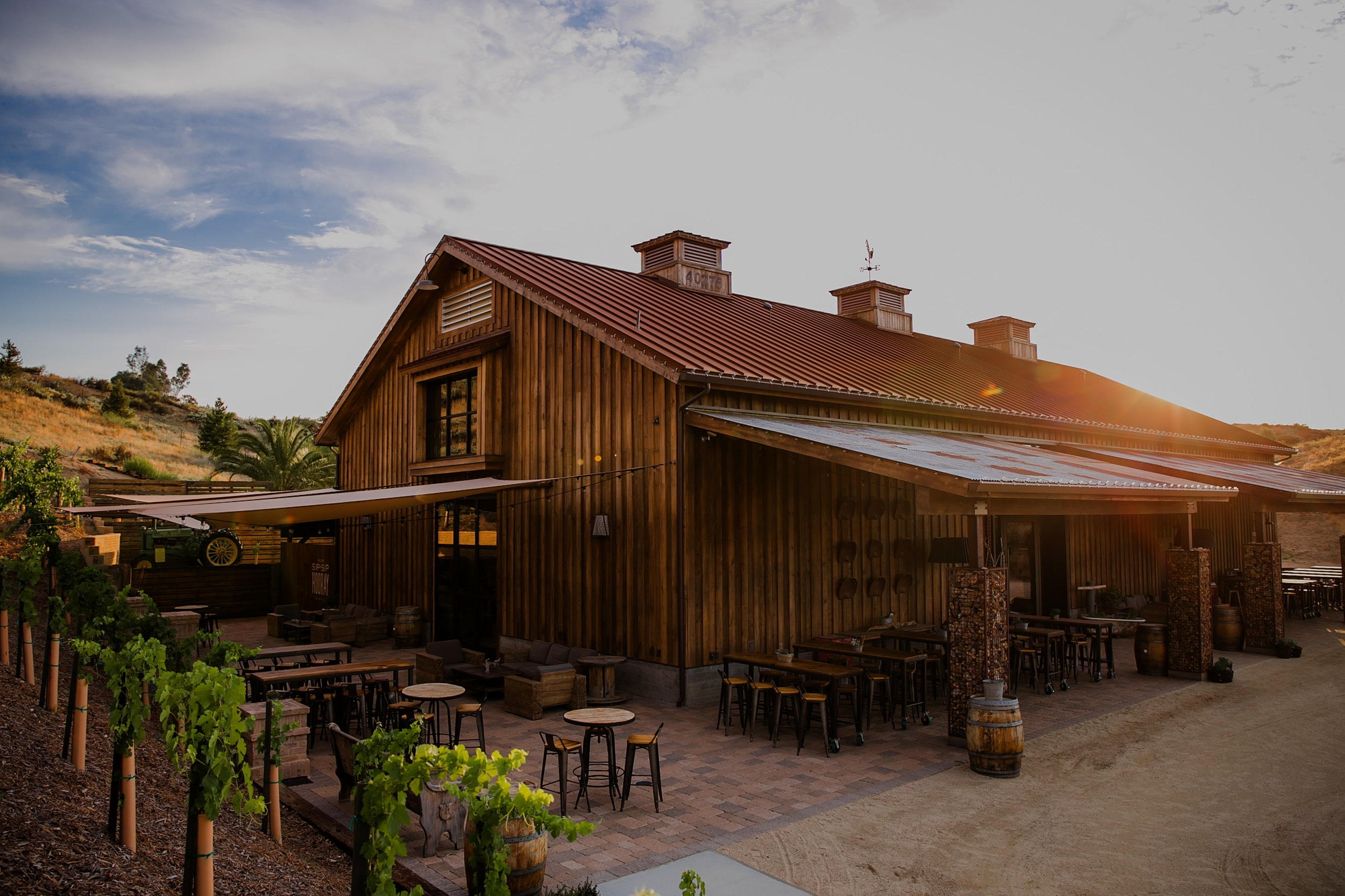 """Peltzer Winery - Nominated for the """"Best Social Media"""" in the wine country within 6 months of opening."""