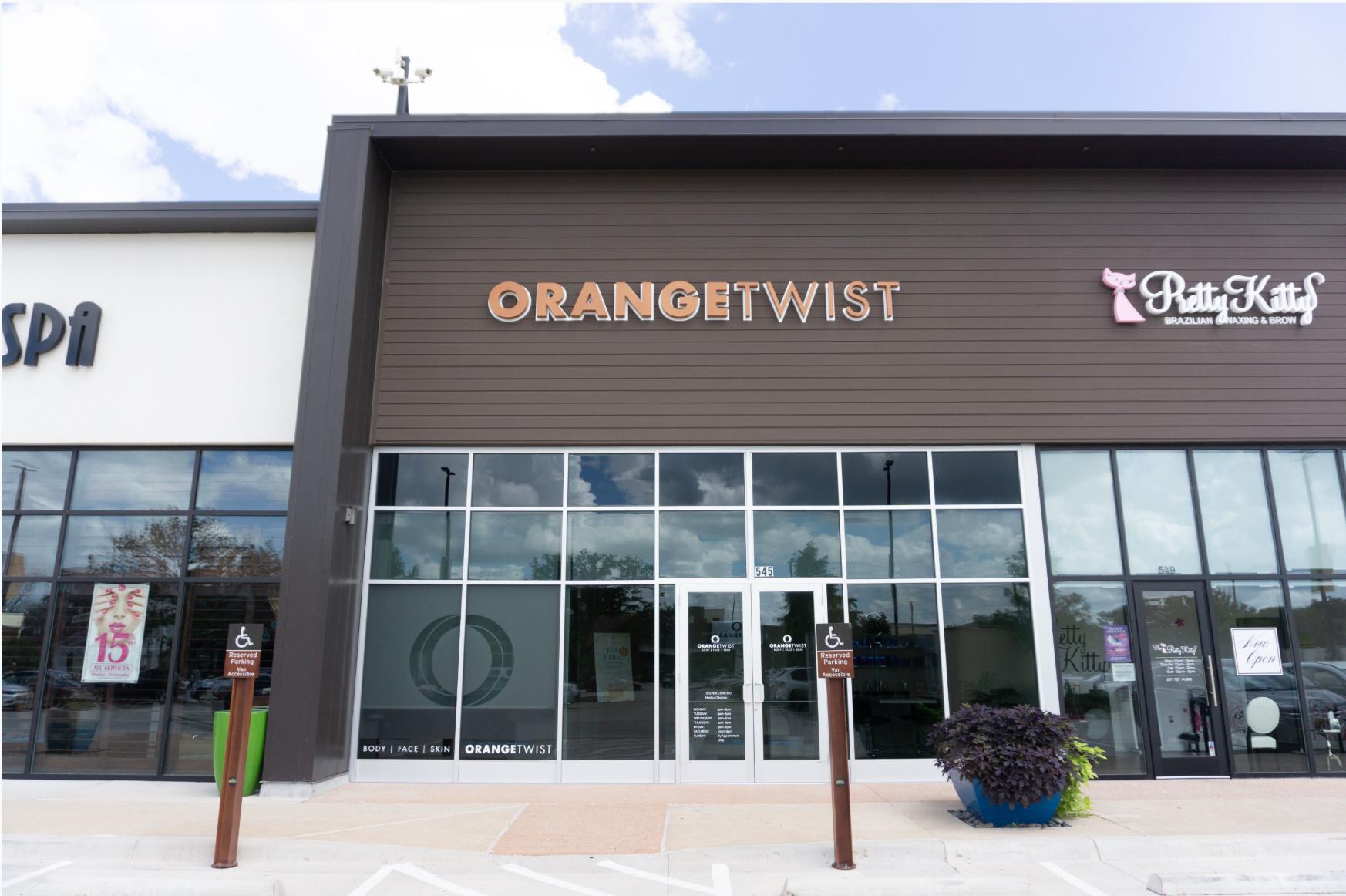 OrangeTwist Fort Worth