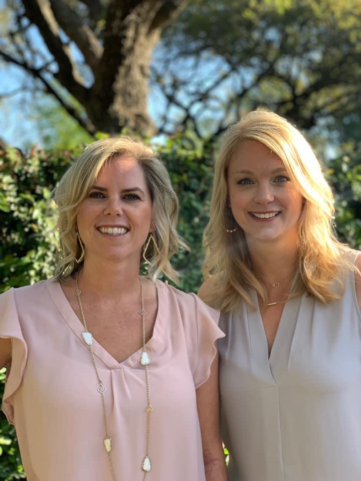 Natalie Kifer and Jennifer Sparks of Kifer Sparks Agency.