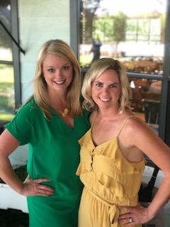 Jennifer Sparks and Natalie Kifer