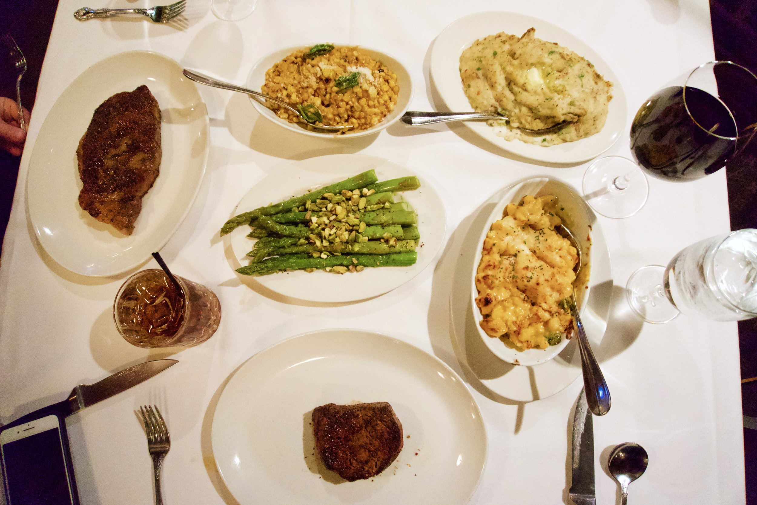 Del Friscos Double Eagle Steakhouse Fort Worth