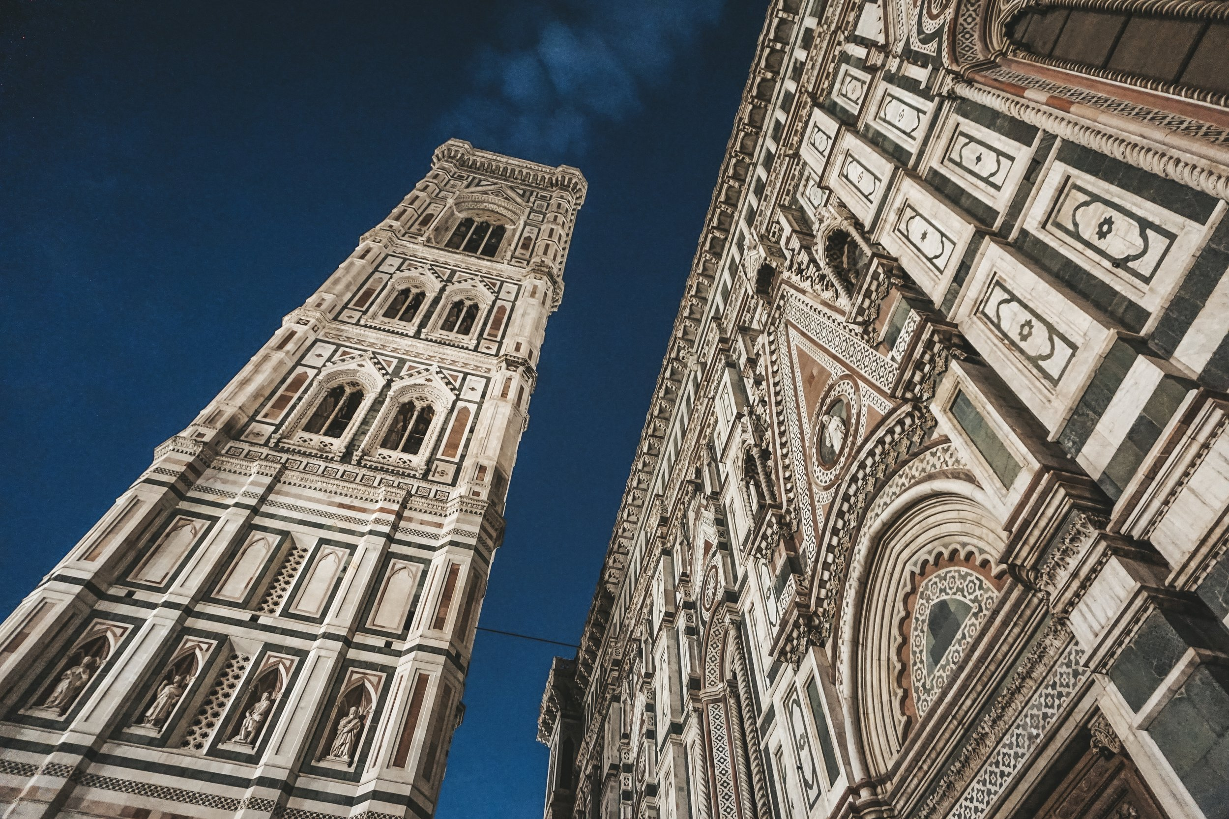 The Duomo is the pinnacle of Gothic style Magnificence