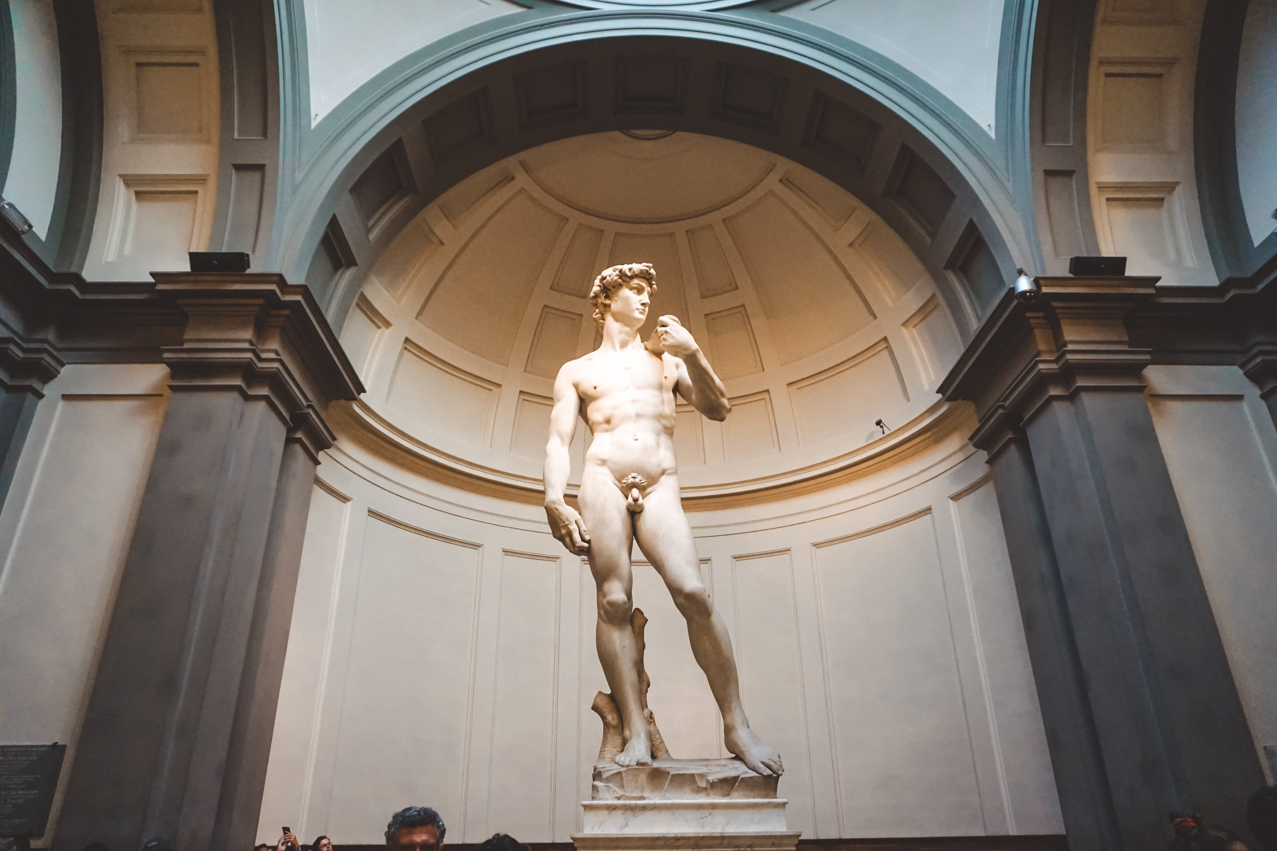 You can begin to understand the eternal significance of the Statue of David