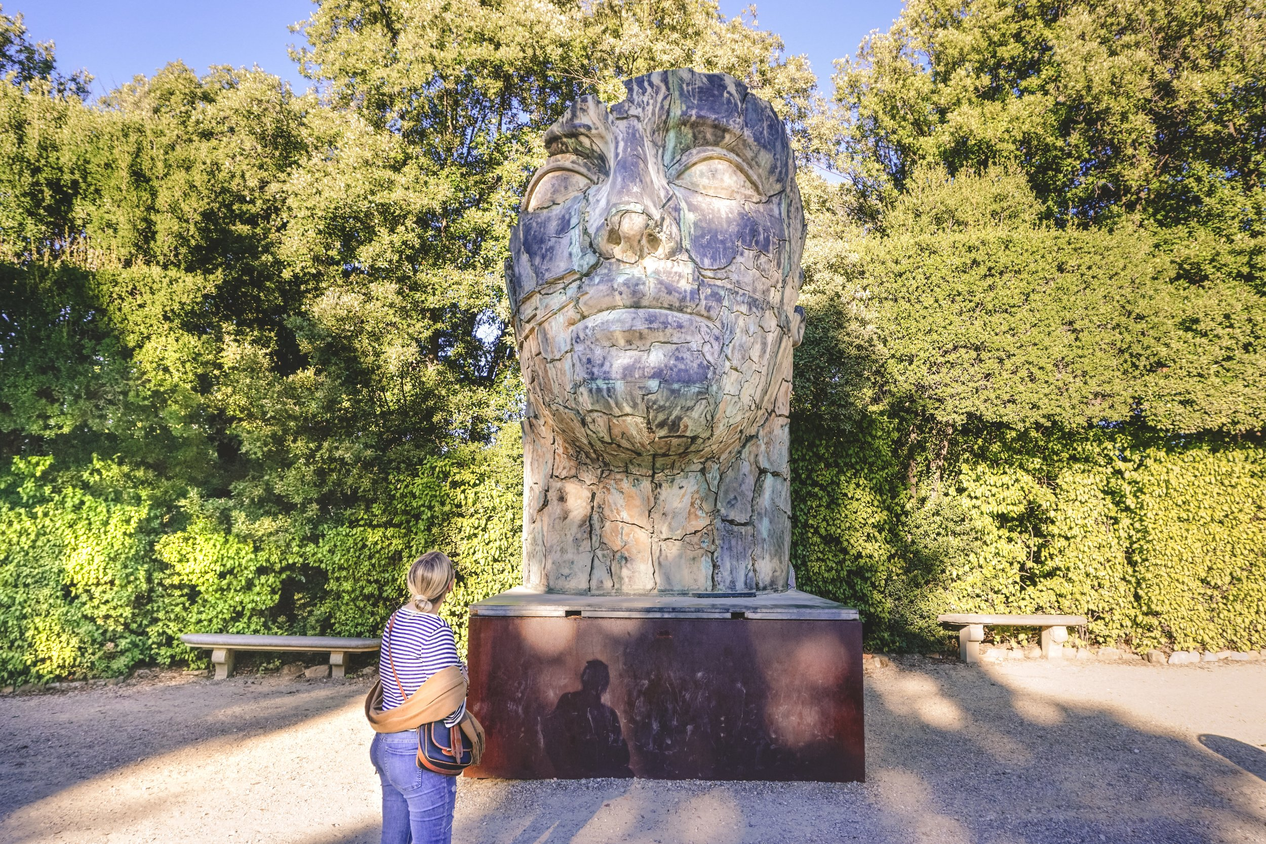 The Tindaro Screpolato in the Boboli Garden provokes as much emotion now as it has for decades.