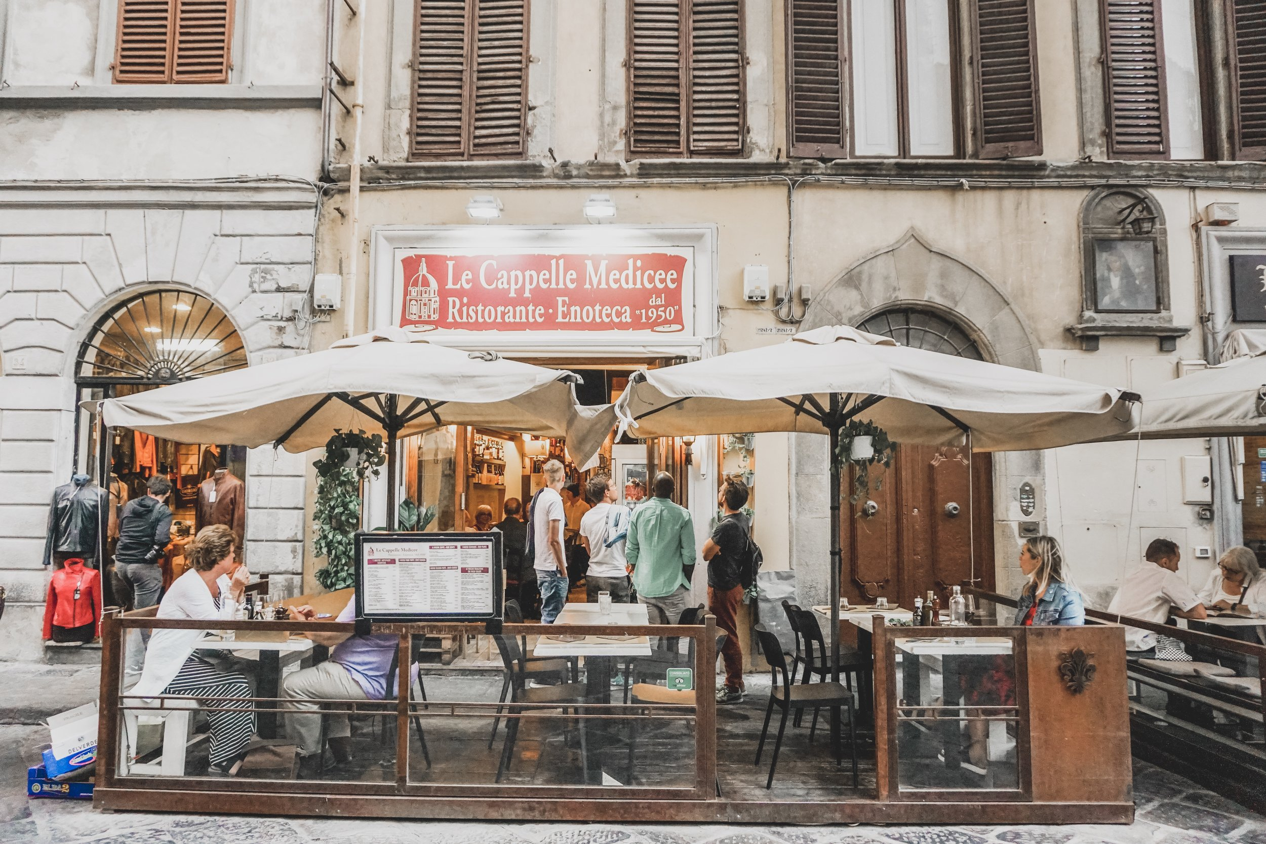 The café-lined streets are quaint, cute, and they'll make you never want to leave