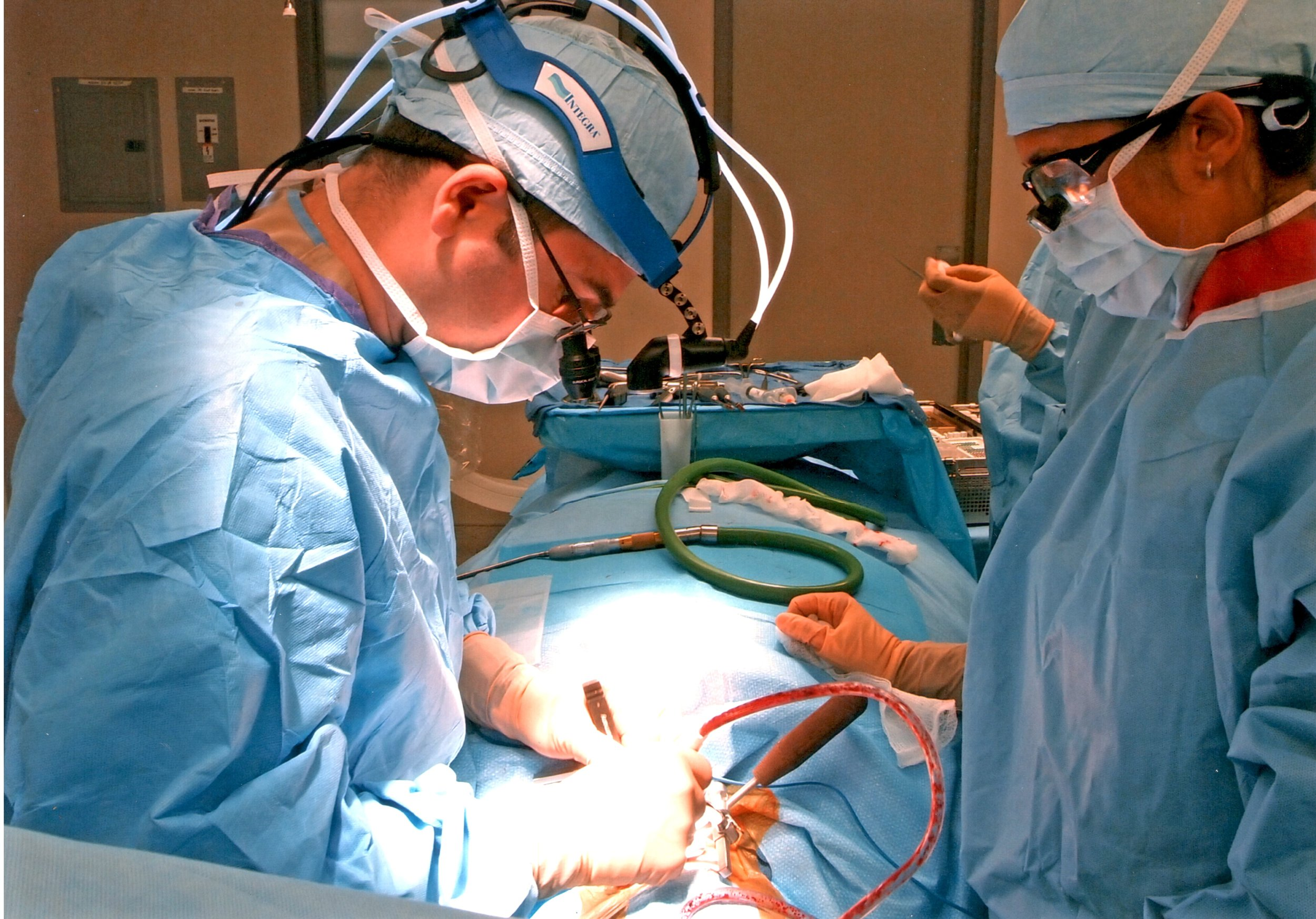 Dr O'Brien specializes in minimally invasive complex spinal surgery.
