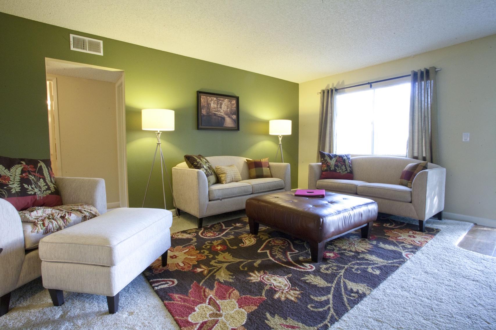 Dakota Creek Living Room Set Up