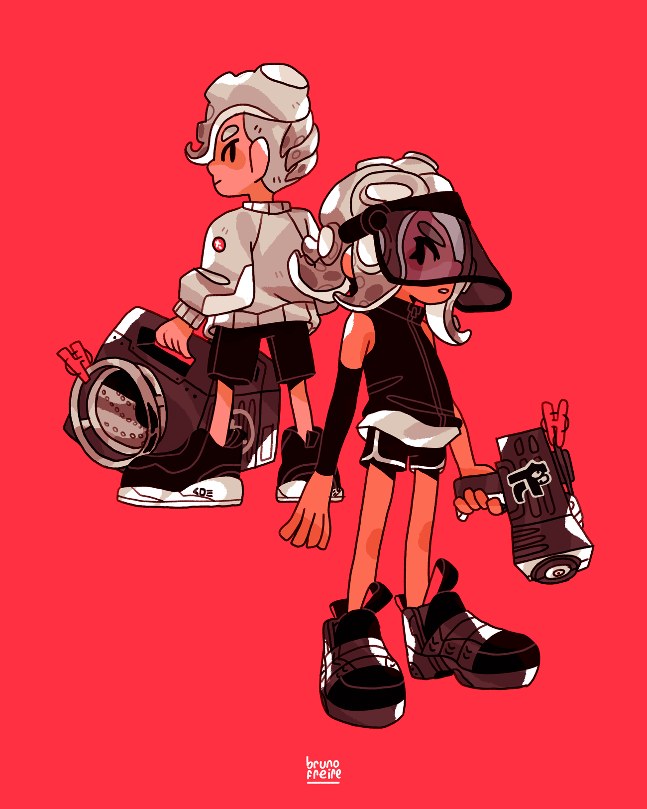 Fashion Squids