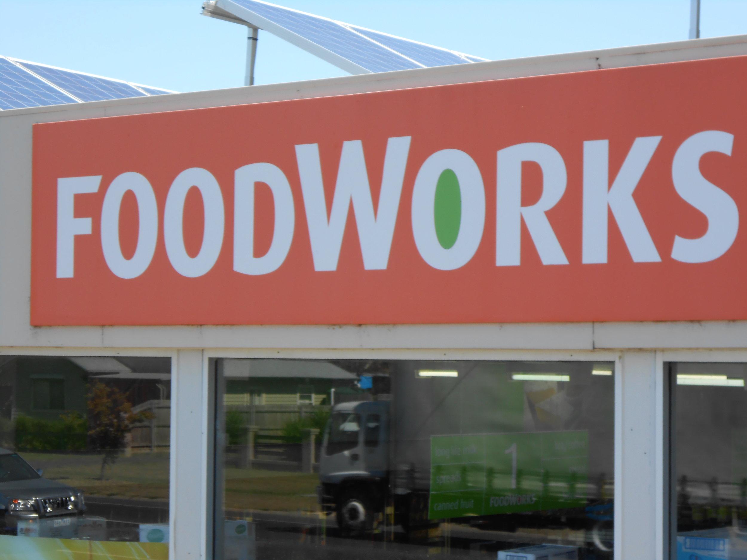 Foodworks Maffra