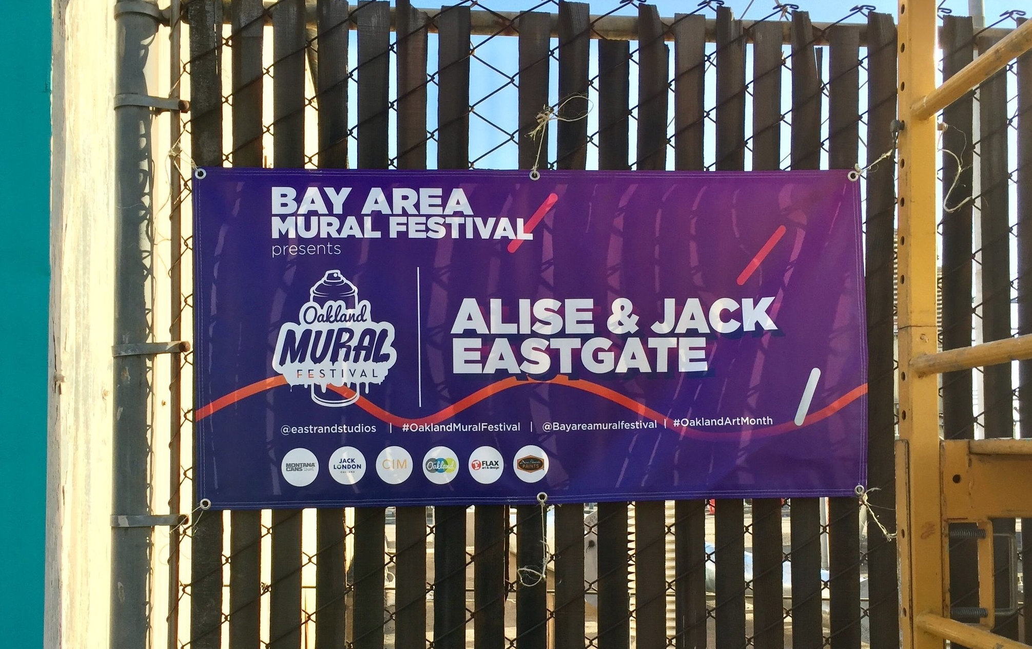 Alise and Jack BAMFest