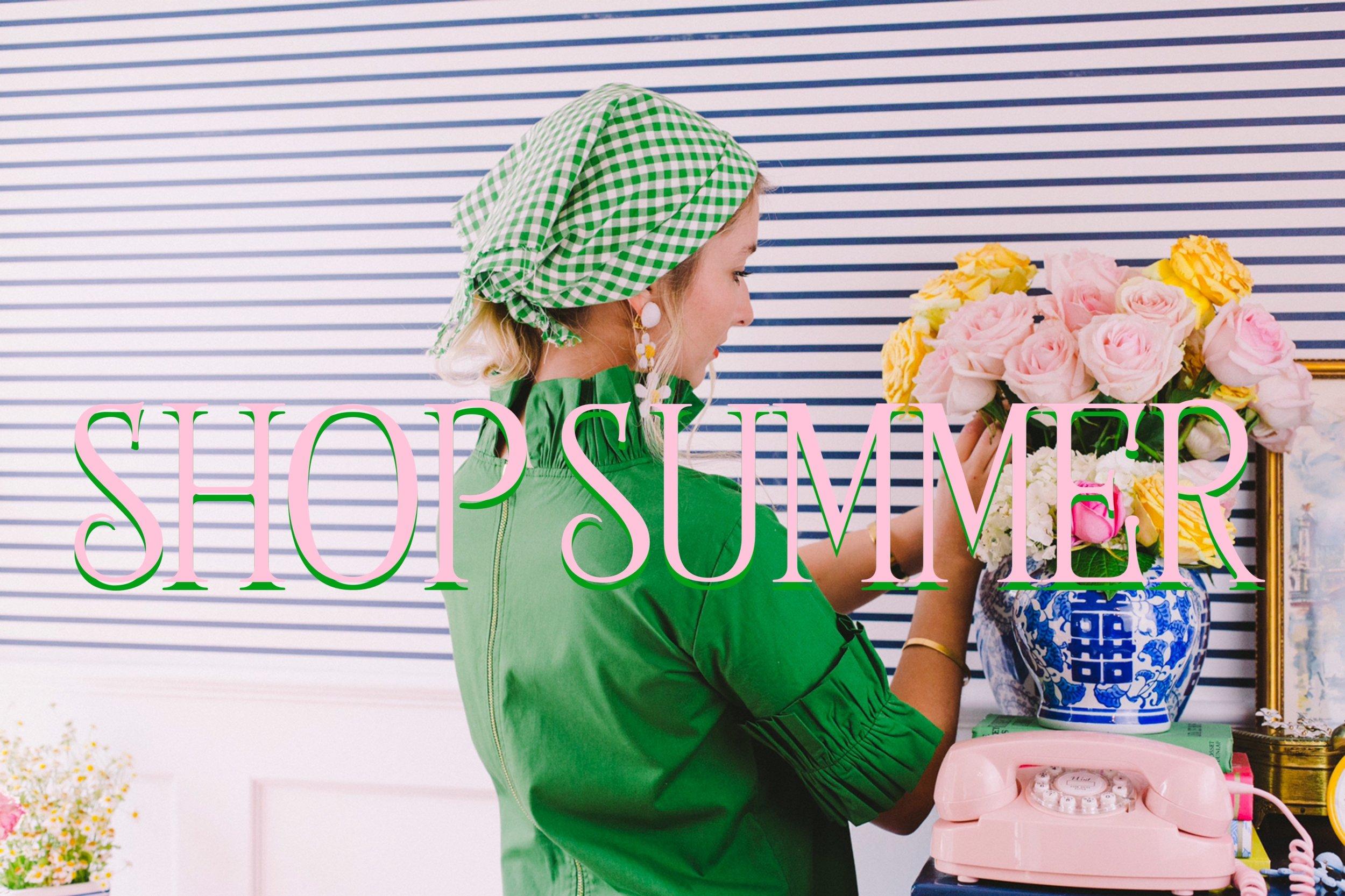Elizabeth Wilson Designs Summer