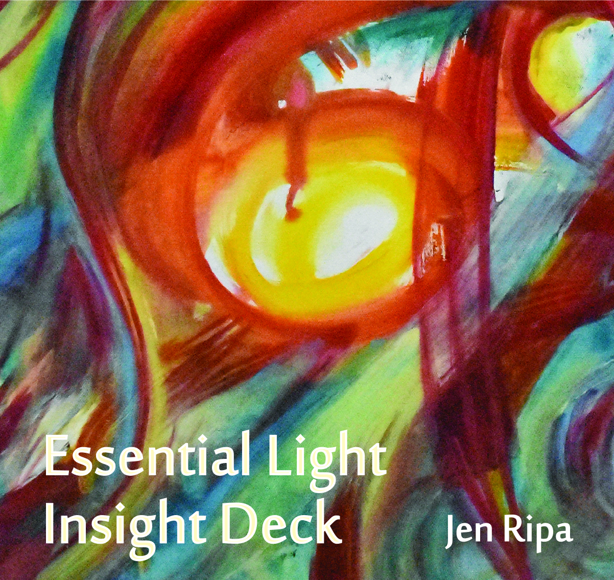 Preorder your copy of the Essential Light Insight Deck!