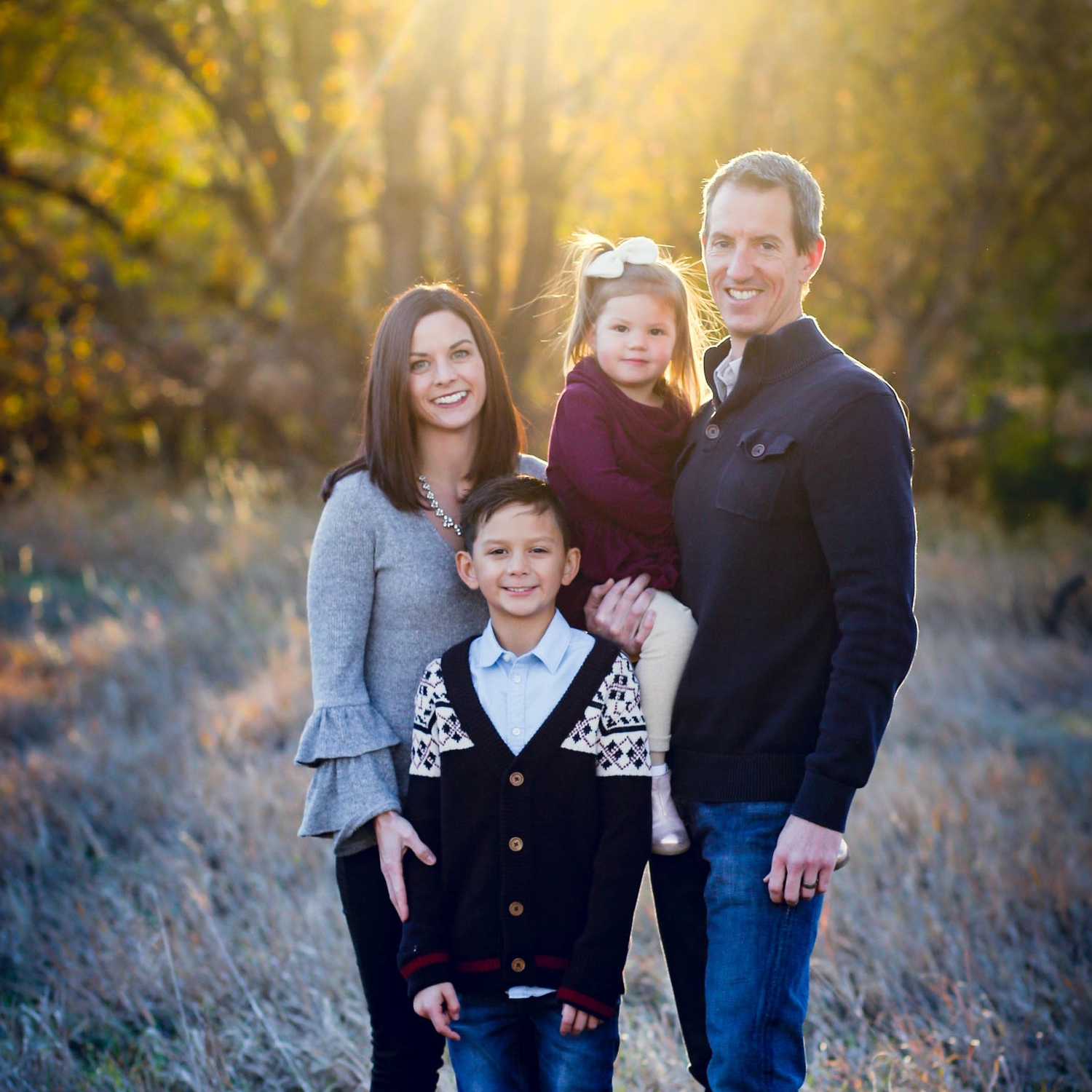 Family Photo Session | Rachael Lauren Photography