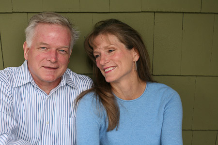 Martha Carrigan and her husband Jeff. (Picture provided by Martha Carrigan)