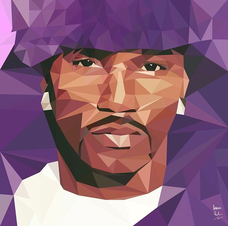 Cam'ron. (Graphic Design by Desiree Fuller)