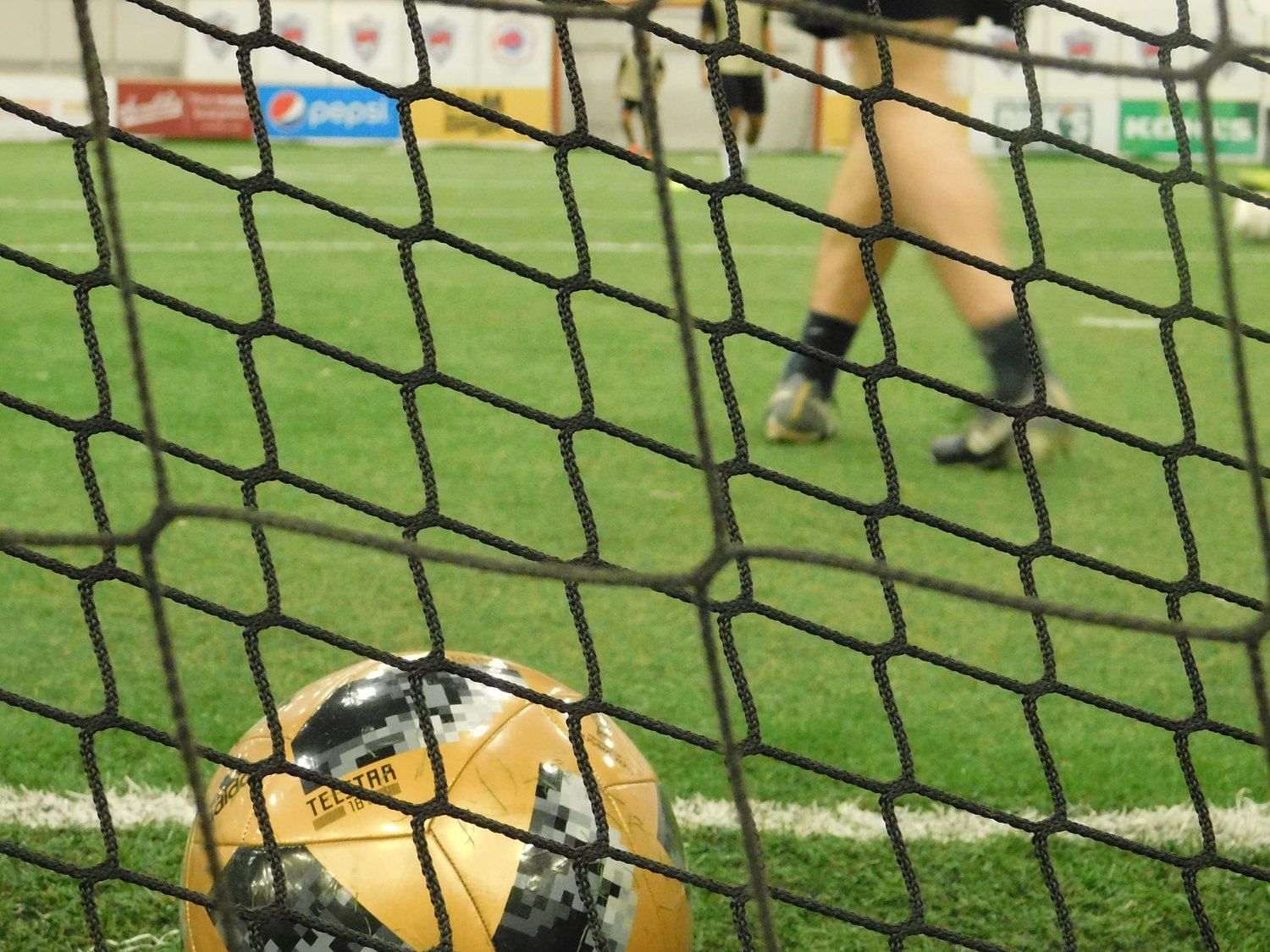 The Brew City Legends FC first home game is Dec. 15 against the Chicago Mustangs. (Picture by Nyesha Stone)
