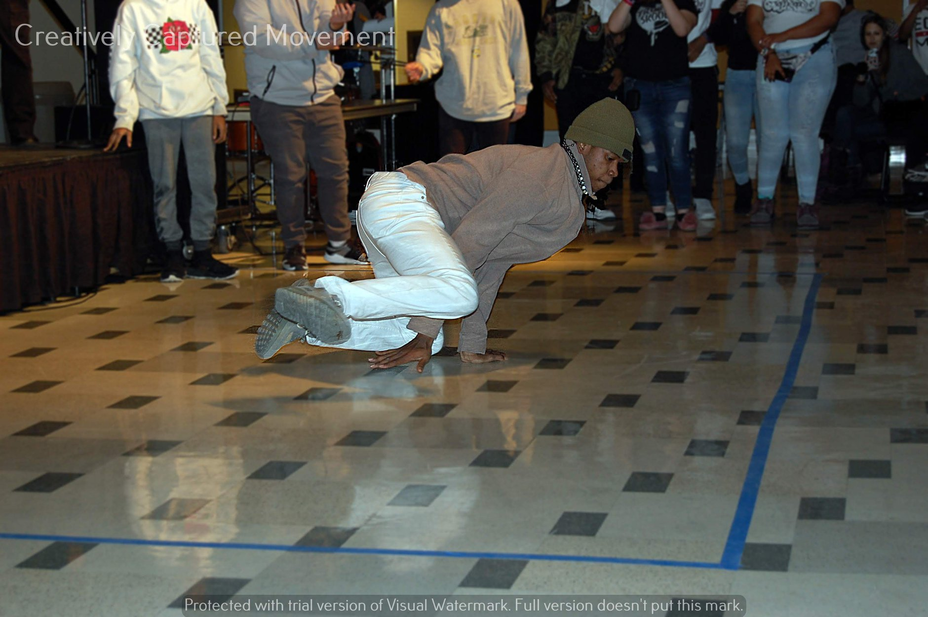 Most artists showed off more than one talent during the event. (Picture provided by TRUE Skool)