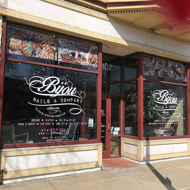 The outside of Bijou nails. (Picture taken from Facebook)