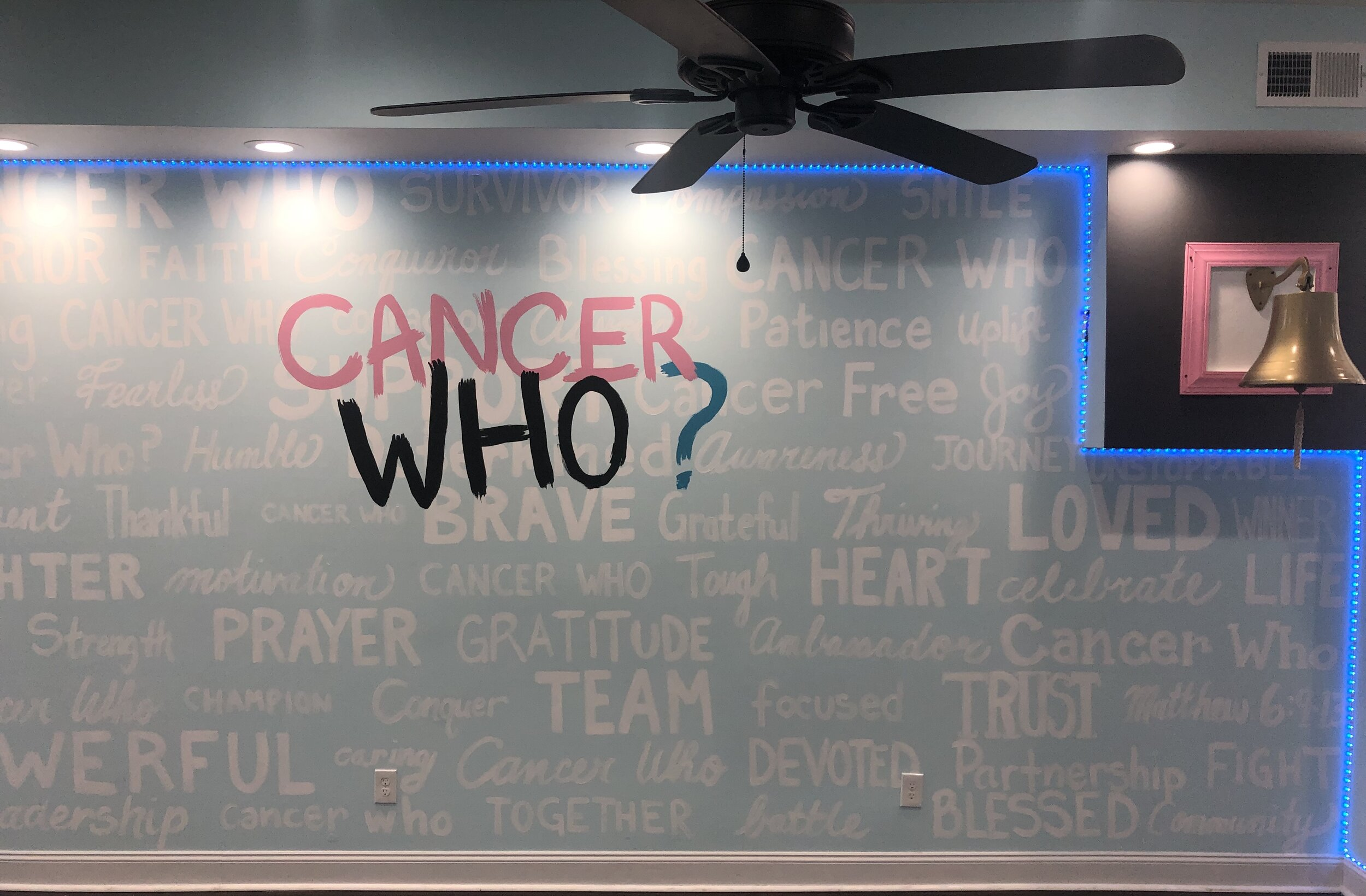 Cancer Who? (Picture provided by Al Harris)