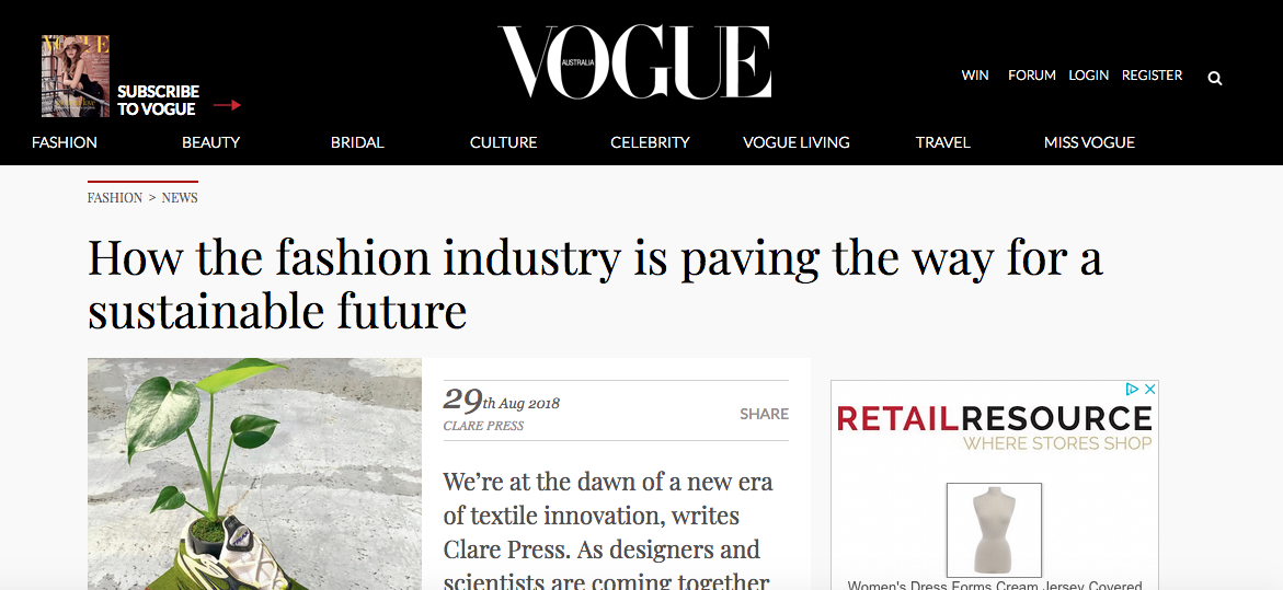 https://www.vogue.com.au/fashion/news/how-the-fashion-industry-is-paving-the-way-for-a-sustainable-future/news-story/3845c07cfe8173849ecebc188536fb62
