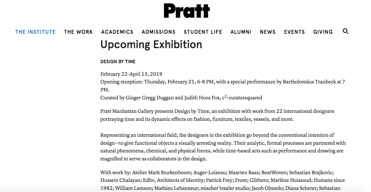https://www.pratt.edu/the-institute/exhibitions/pratt-manhattan-gallery/