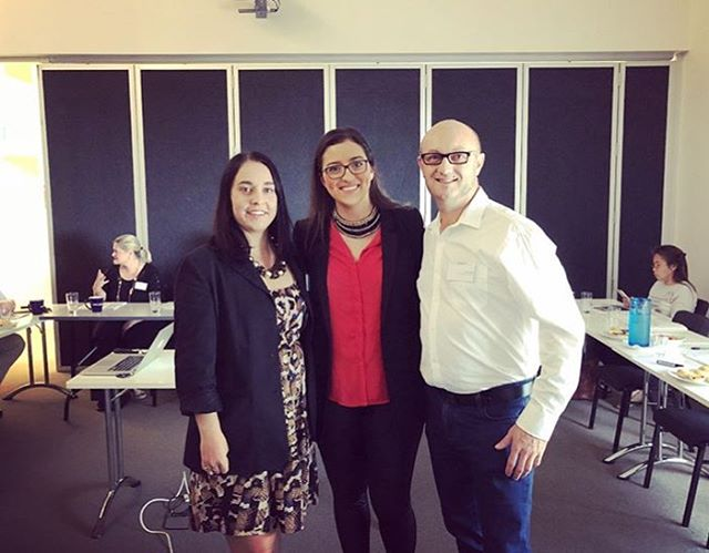 What a day! Alyssa spent the morning sharing insights on how to deliver great content at the 'Facebook your business like a pro' workshop hosted by @businessgrowthcentre. Thank you to the wonderful participants and to @ppdmedia for your great tips!