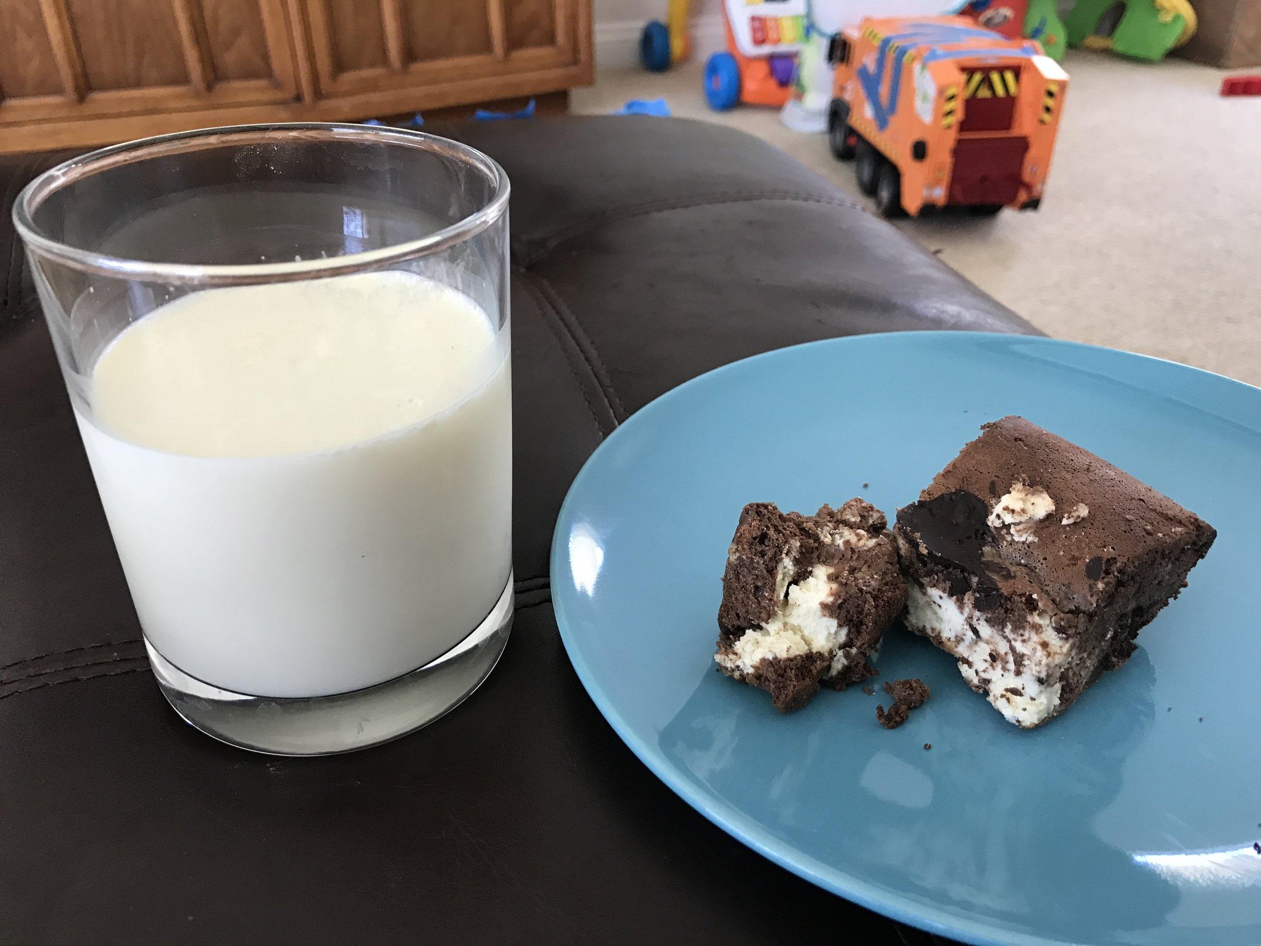 RAW milk!