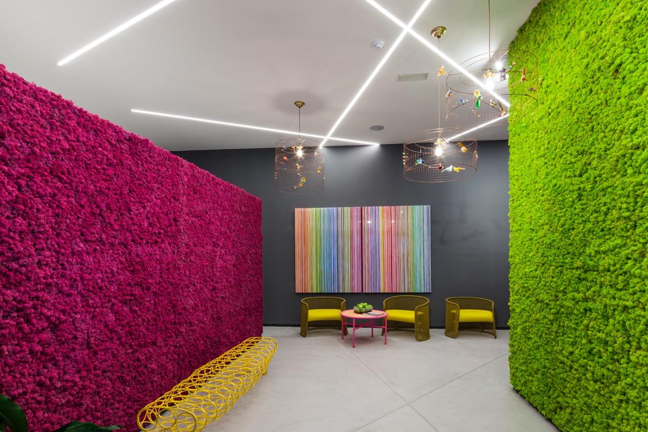 Benetti Moss Italian Design emotion