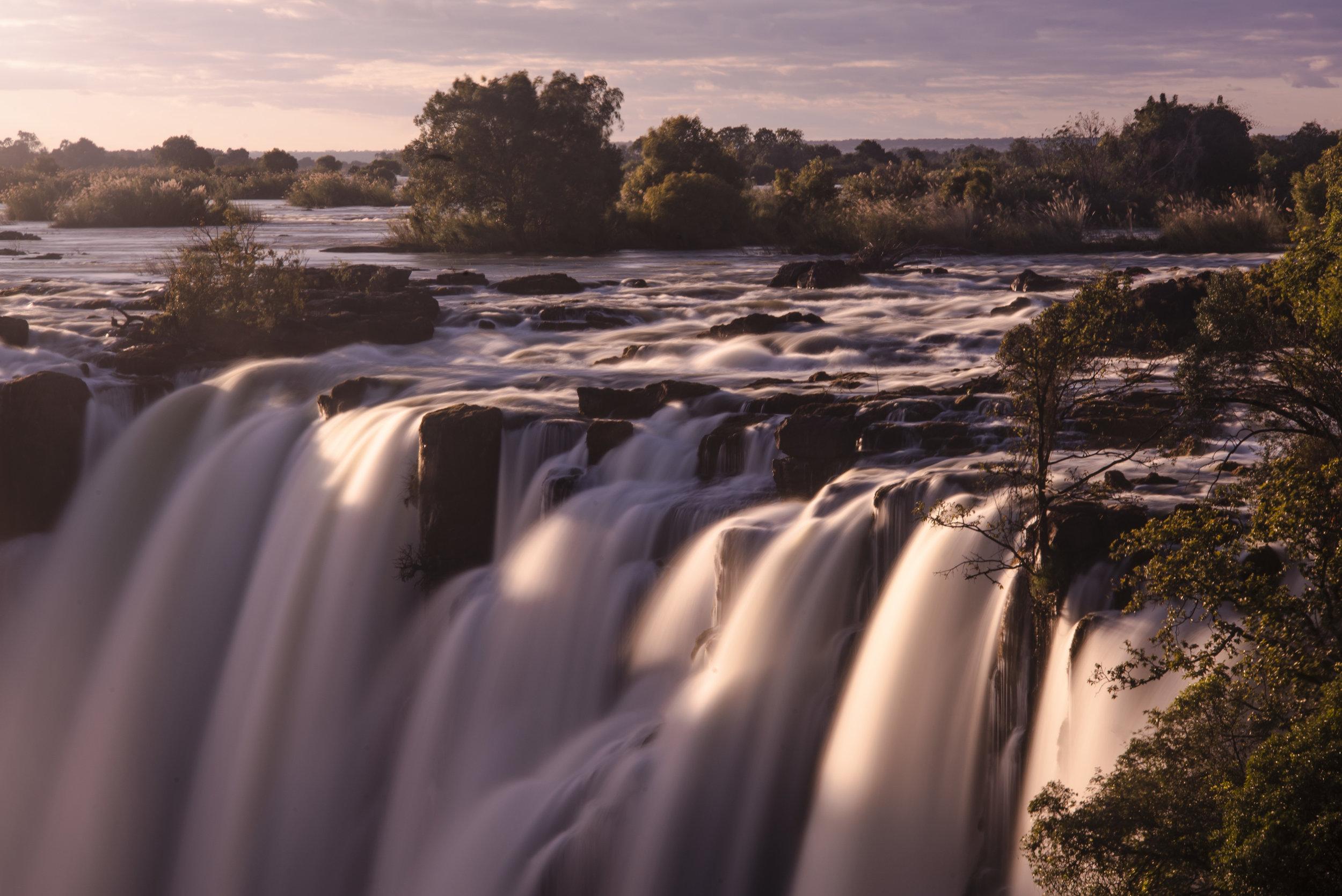 Zimbabwe Victoria Falls Long Exposure Close-Up - Jeff Garriock 2018 DSC08624 Lg RGB.jpg