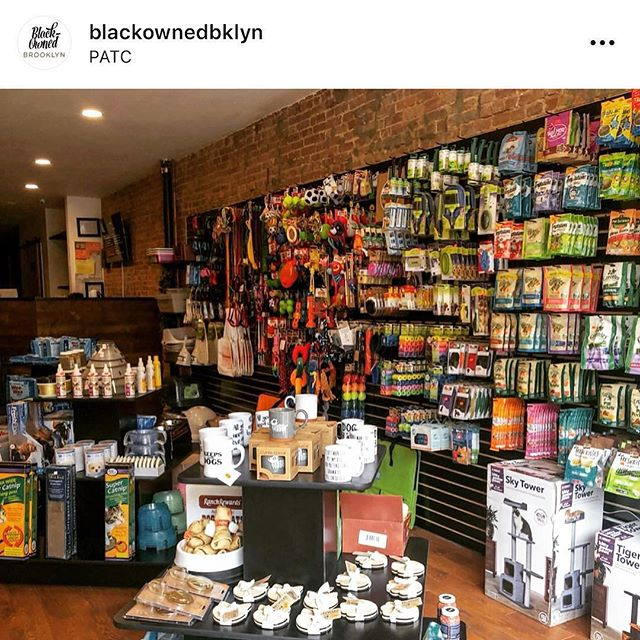 Check out this great feature from @blackownedbklyn. #PATC 🖤🐾 This was so amazing. Thank you! . . . #itsalifestyle #lifestylepost #lifestyle #dogsofinstagram #catsofinstagram #furbaby #animallover #animalrescue #grooming #boarding #petsitter #dogwalker #doggydaycare #crowheights #brooklyn #newyork #petlovers #petshop #petstore  #groomersofinstagram  #petsittersofinstagram #dogwalkersofinstagram #animaltips #funfacts #funnyjokes #animaljokes
