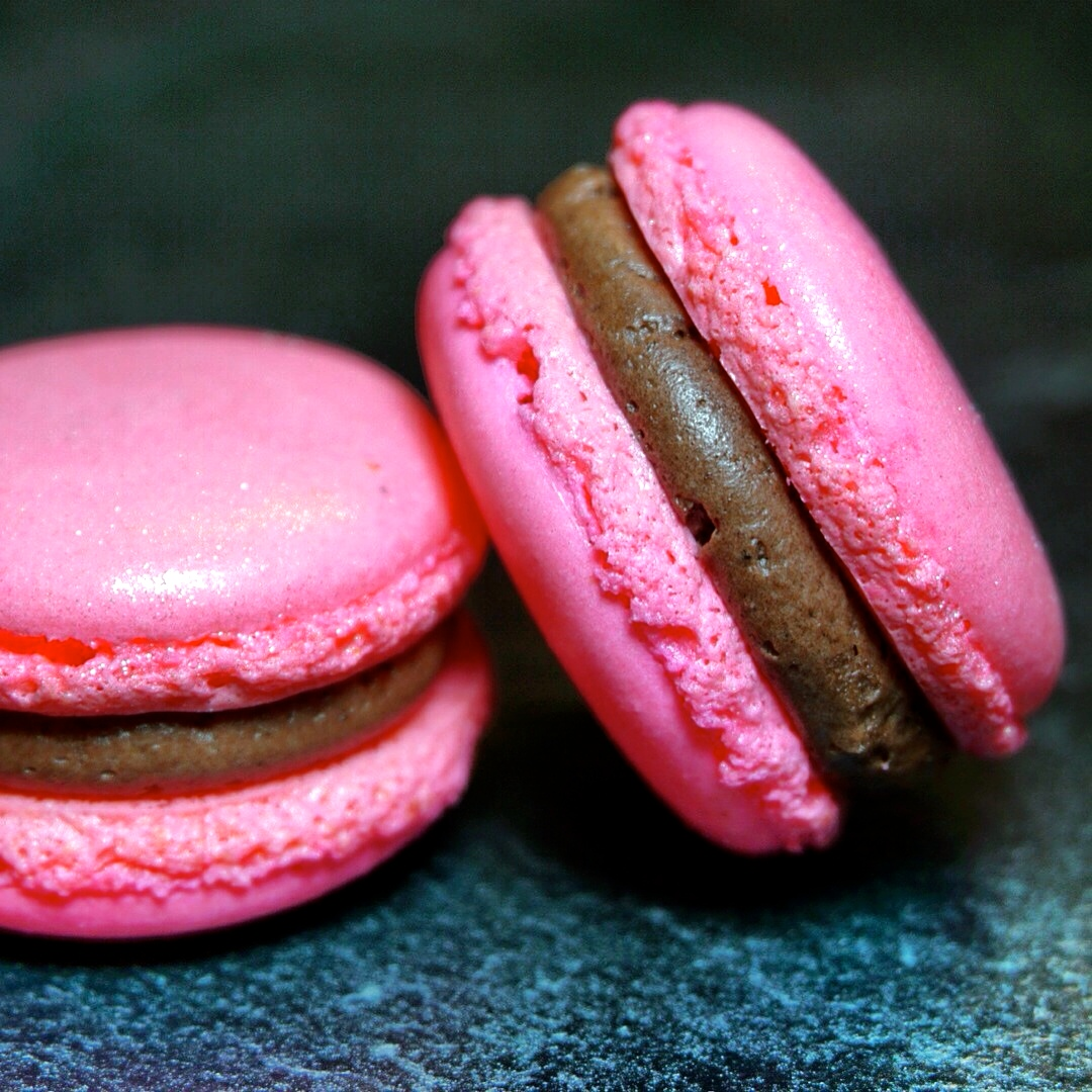 Chocolate Macarons by Seed Confections