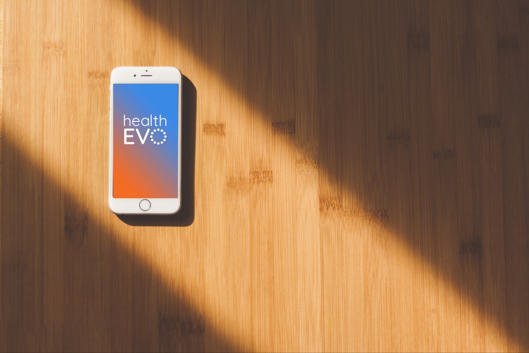health evo fitness and nutrition application on iphone