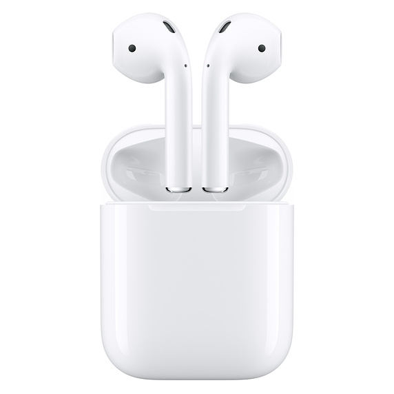 Apple Air Pods - Honestly there isn't much to say except that I LOVE MY AIR PODS! Save $20 here, instead of going into the apple store!