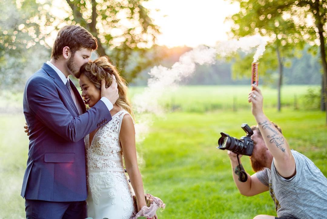 west lafayette indiana wedding photographer