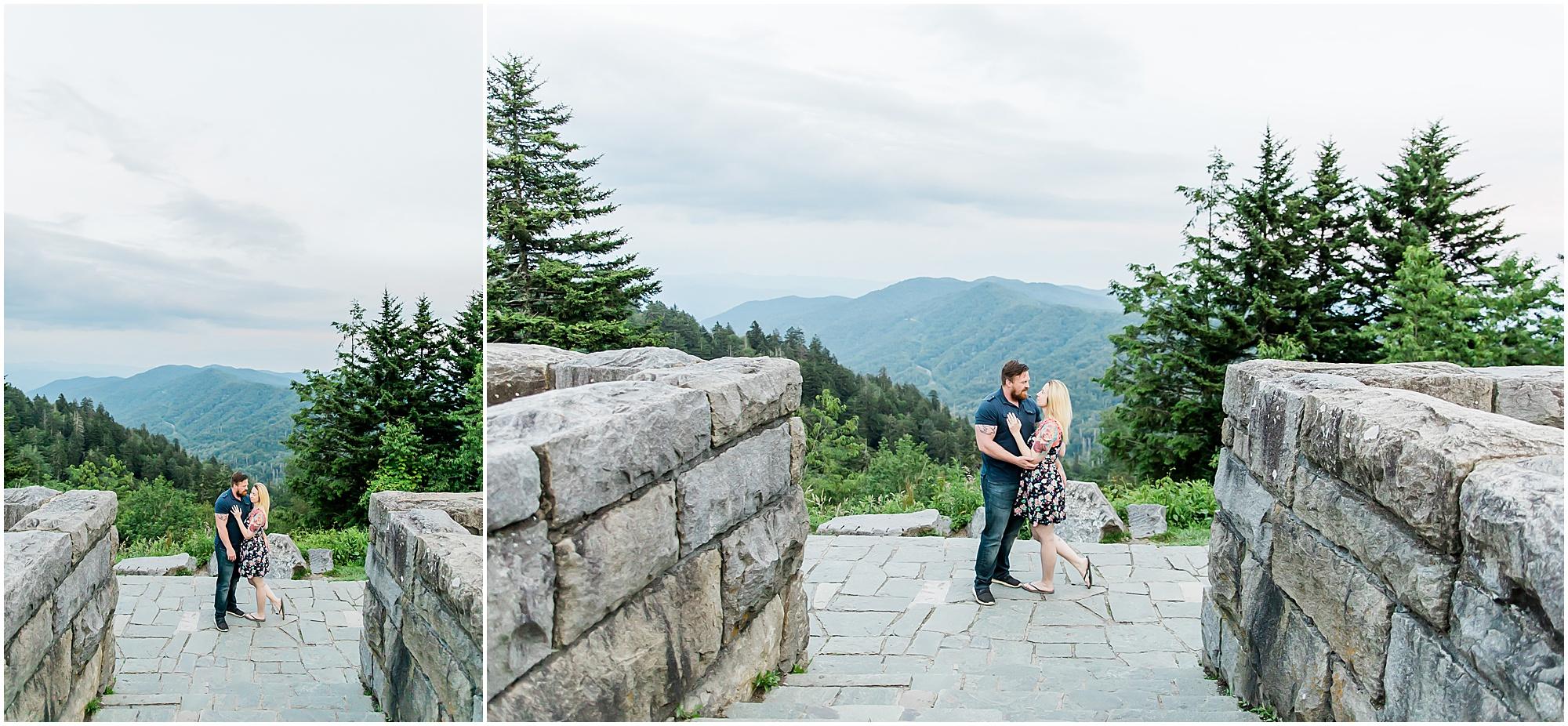 surprise proposal gatlinburg tennessee mountain engagement hiking new adventure productions_0134.jpg