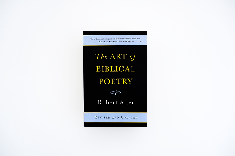THE ART OF BIBLICAL POETRY -
