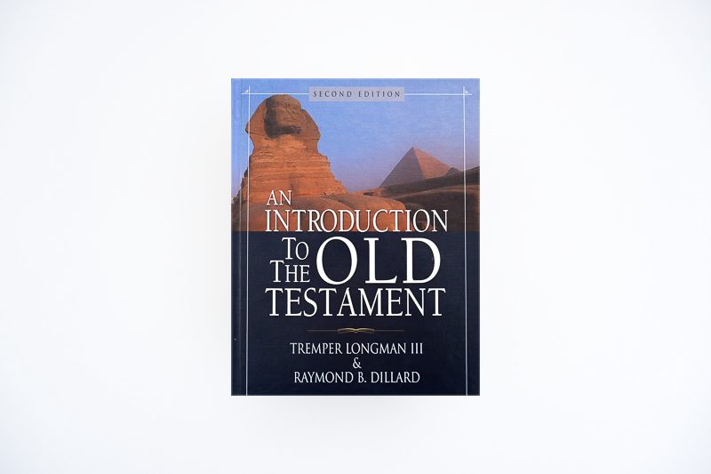 An Introduction to the Old Testament -