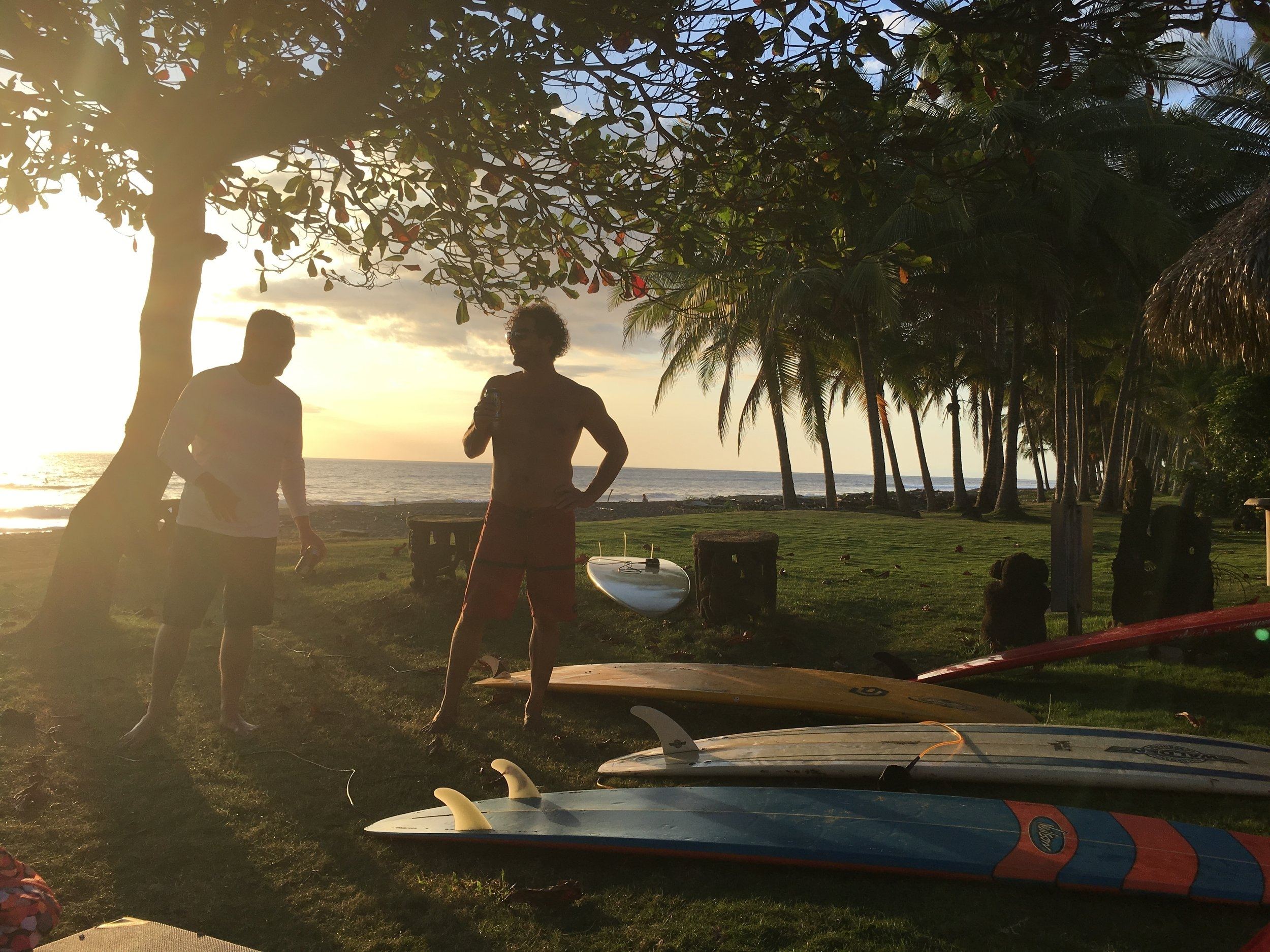 Wanderlust-blog-costa-rica-sunsets