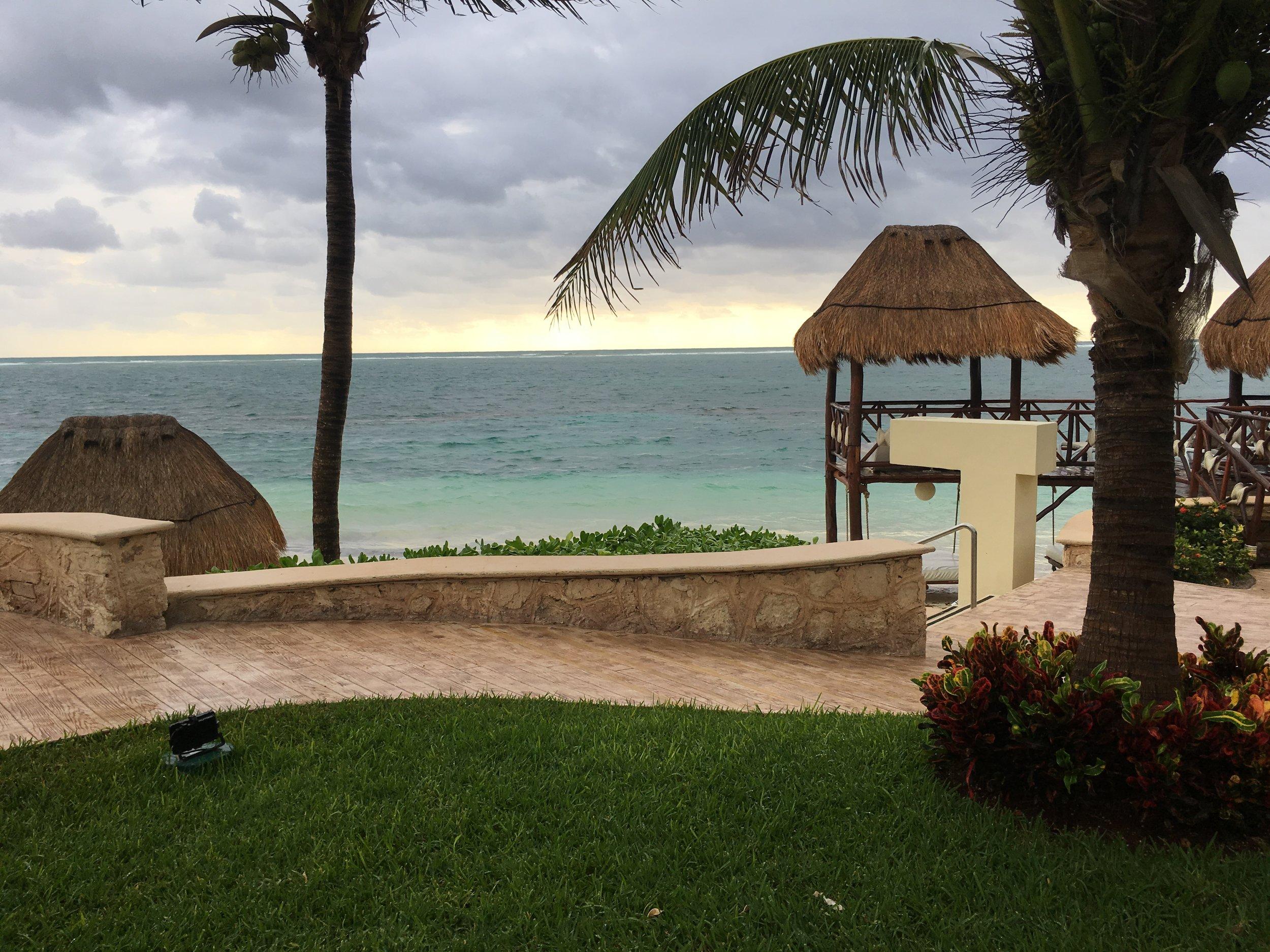 Wanderlust-blog-Azul-Beach-waterfront