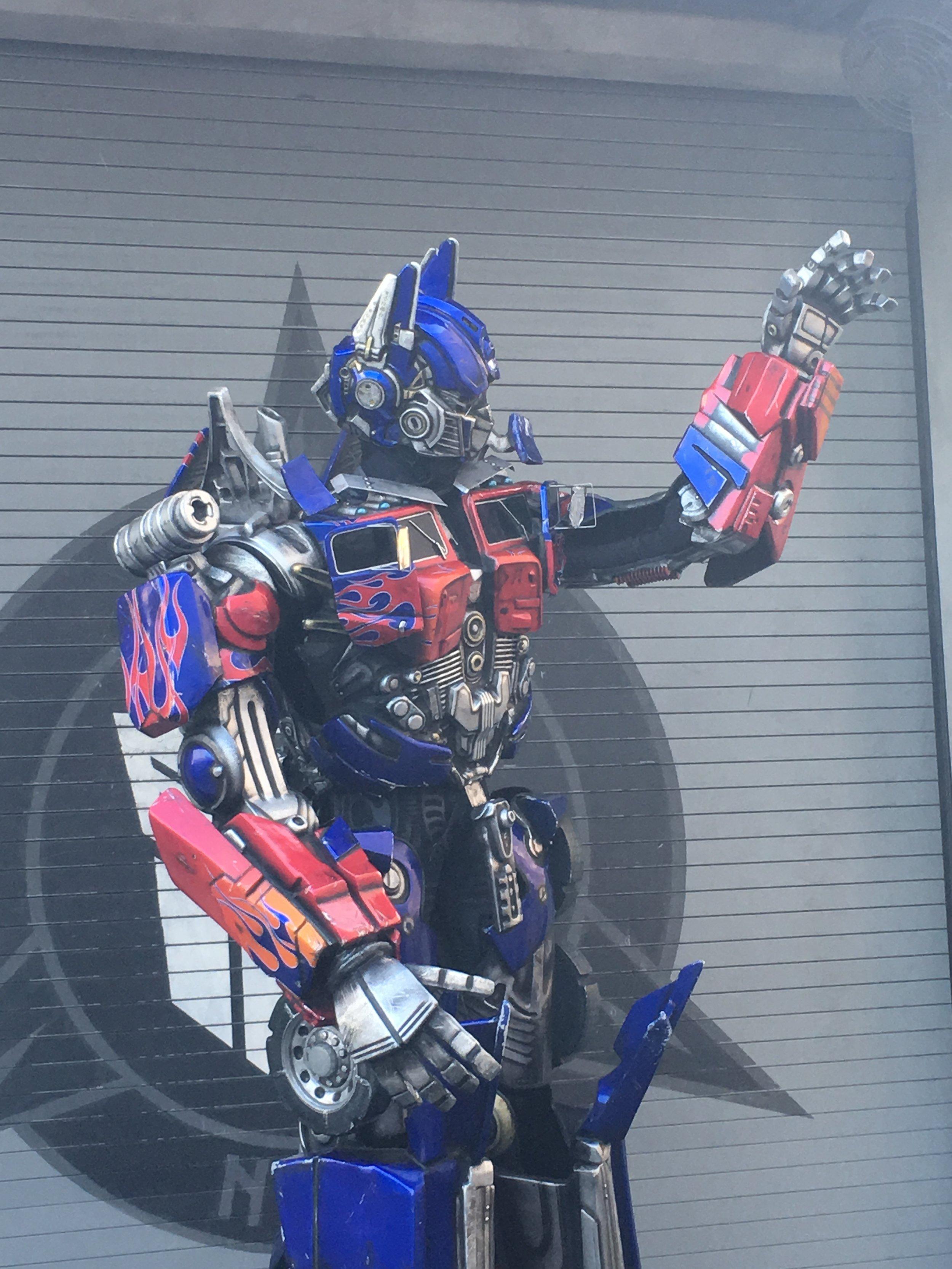 Wanderlust-blog-Universal-Orlando-VIP-Experience-Transformers