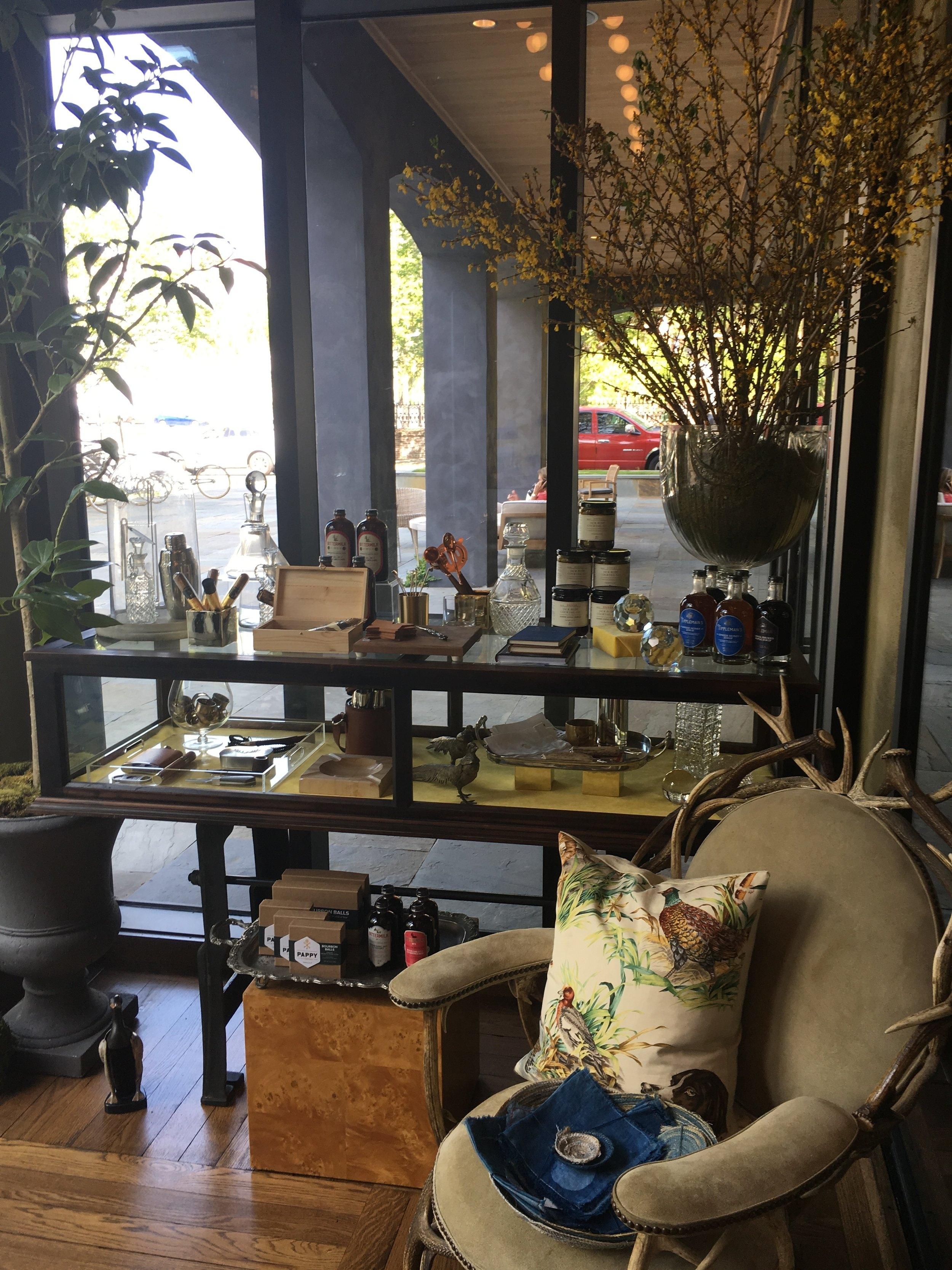 Wanderlust-blog-Charleston-Dewberry-hotel-fieldshop