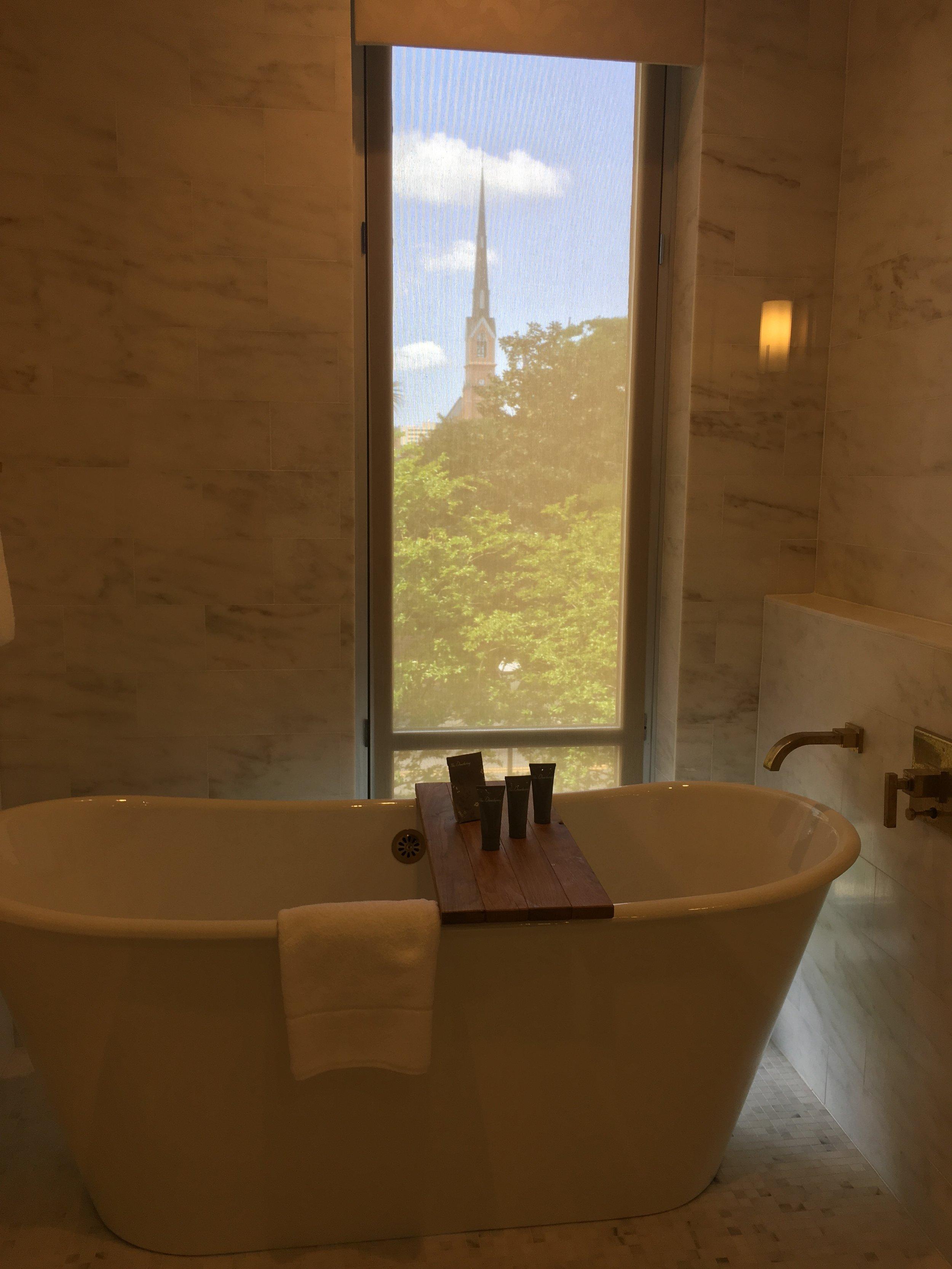 Wanderlust-blog-Charleston-Dewberry-hotel-view